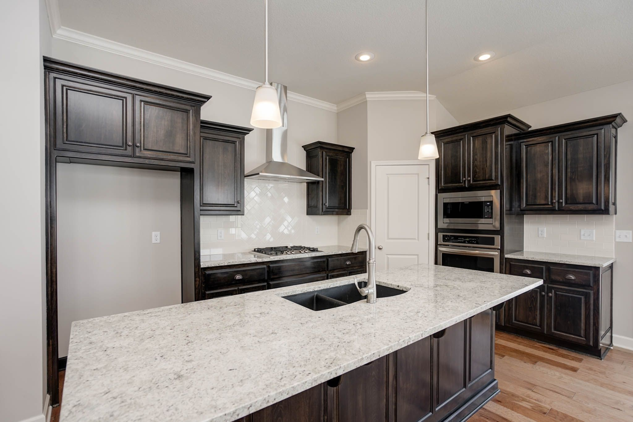 Kitchen featured in the Willowbrook By Summit Homes in Kansas City, MO