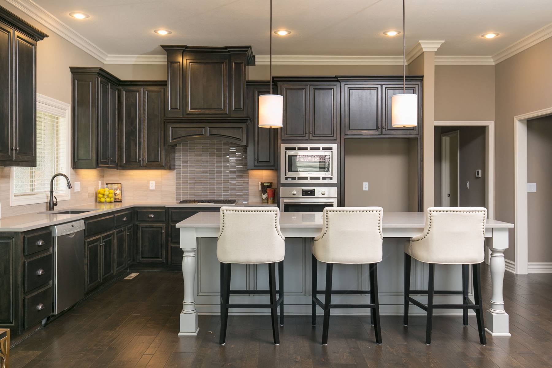 Kitchen featured in the Florence By Summit Homes in Kansas City, MO