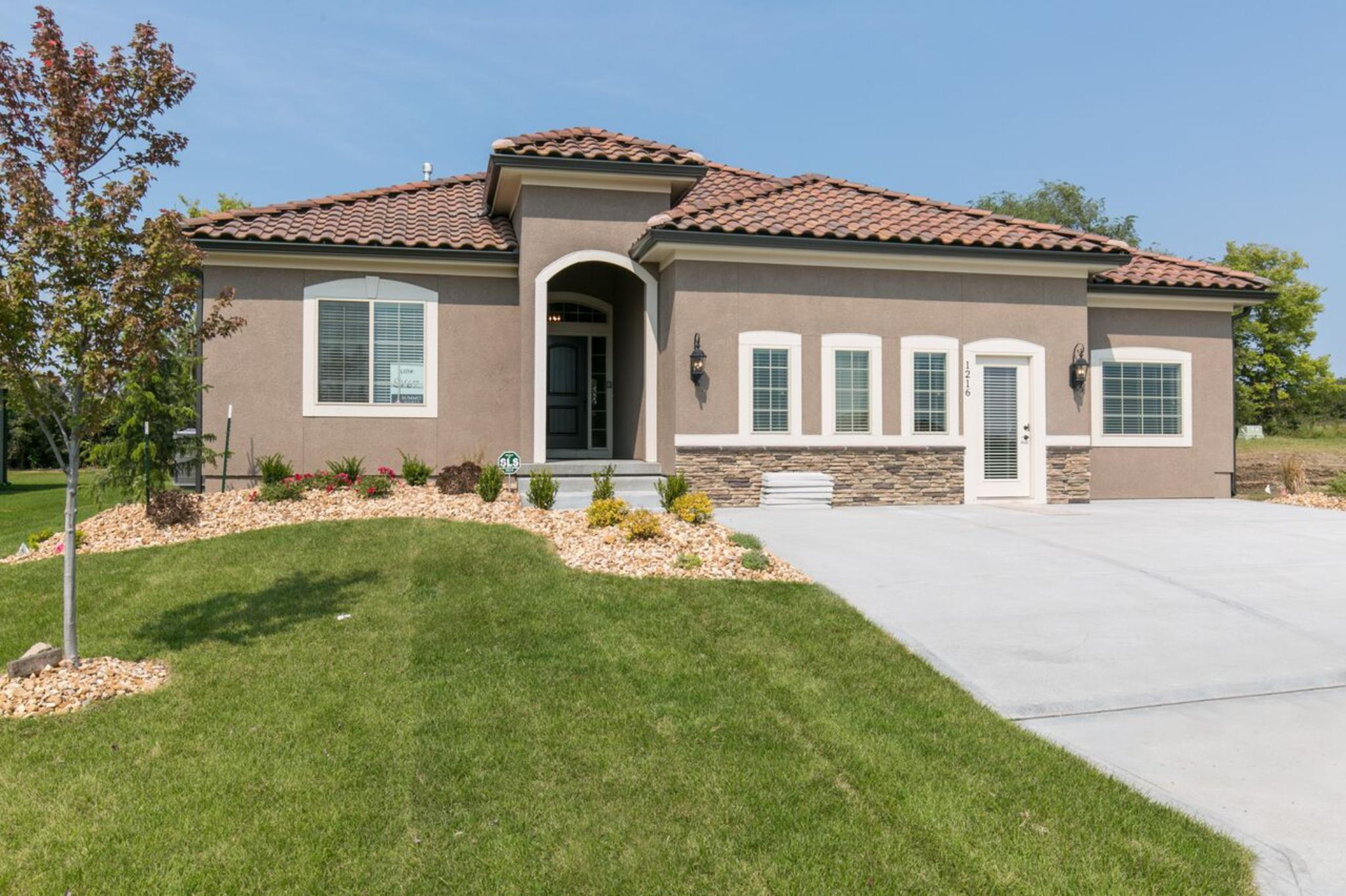 Exterior featured in the Torino By Summit Homes in Kansas City, MO
