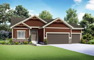 Langston - Care Free - Care-Free at Hawksbury: Kansas City, Missouri - Summit Homes