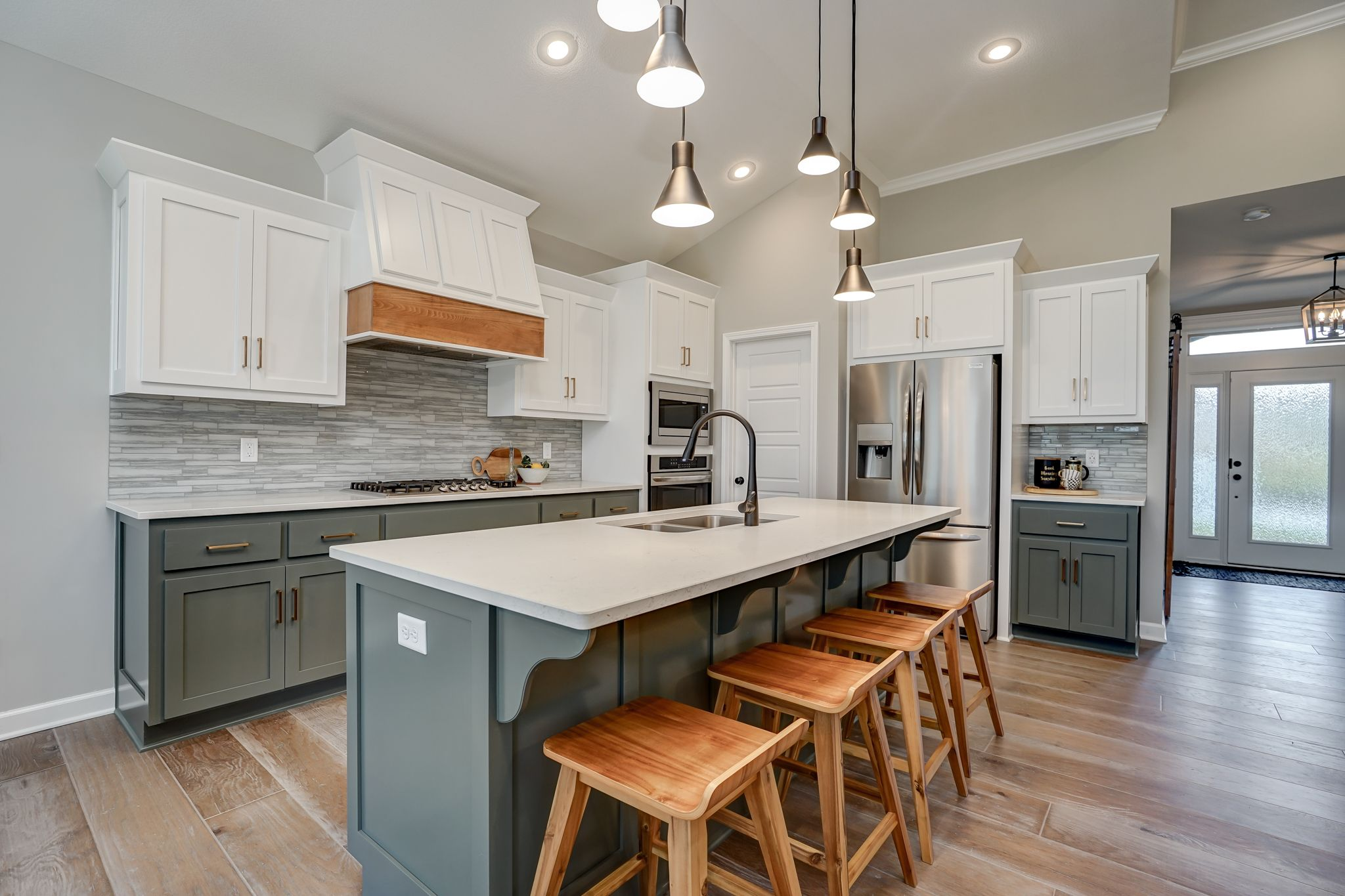 Kitchen featured in the Valentia By Summit Homes in Kansas City, MO