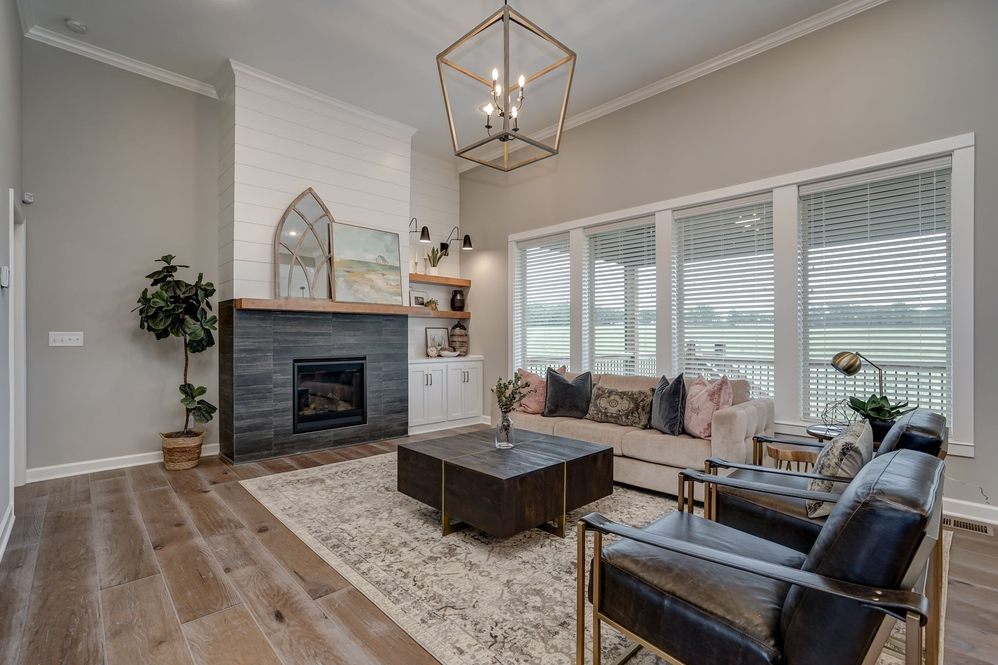 Living Area featured in the Valentia By Summit Homes in Kansas City, MO