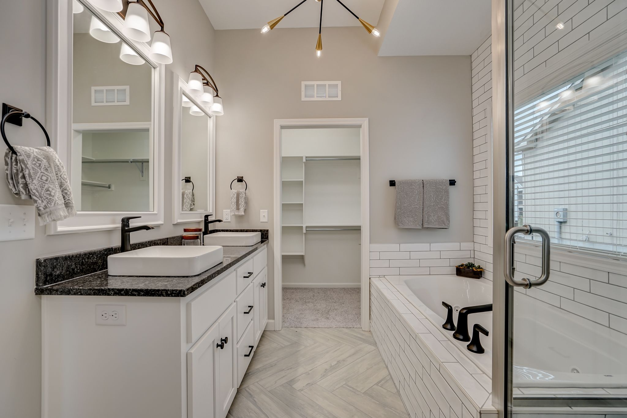 Bathroom featured in the Valentia By Summit Homes in Kansas City, KS