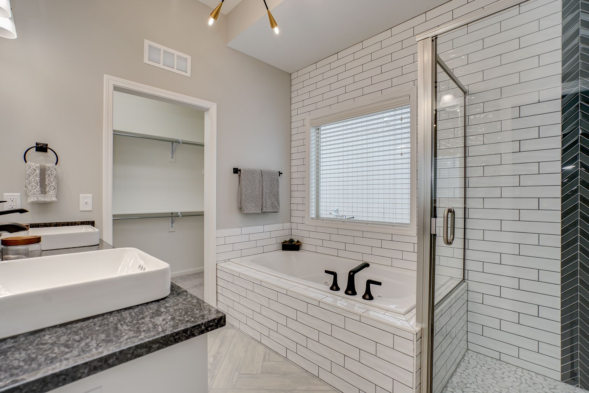 Bathroom featured in the Valentia By Summit Homes in Kansas City, MO