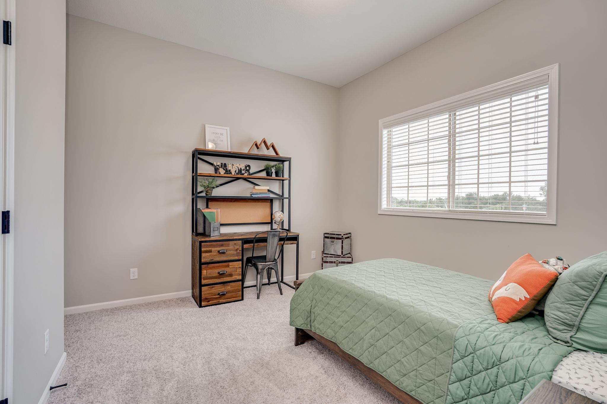 Bedroom featured in the Valentia By Summit Homes in Kansas City, MO