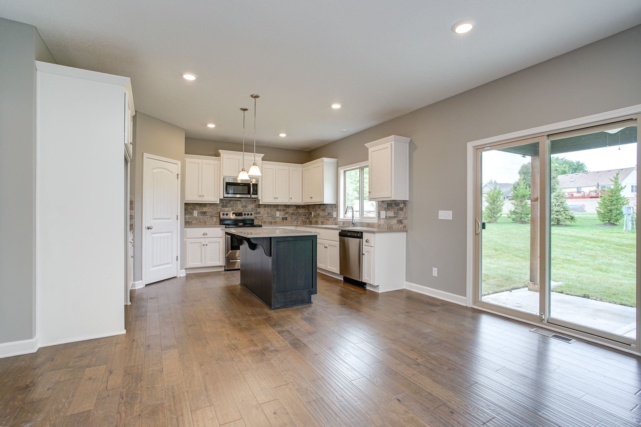 Kitchen featured in the Woodbridge By Summit Homes in Kansas City, MO