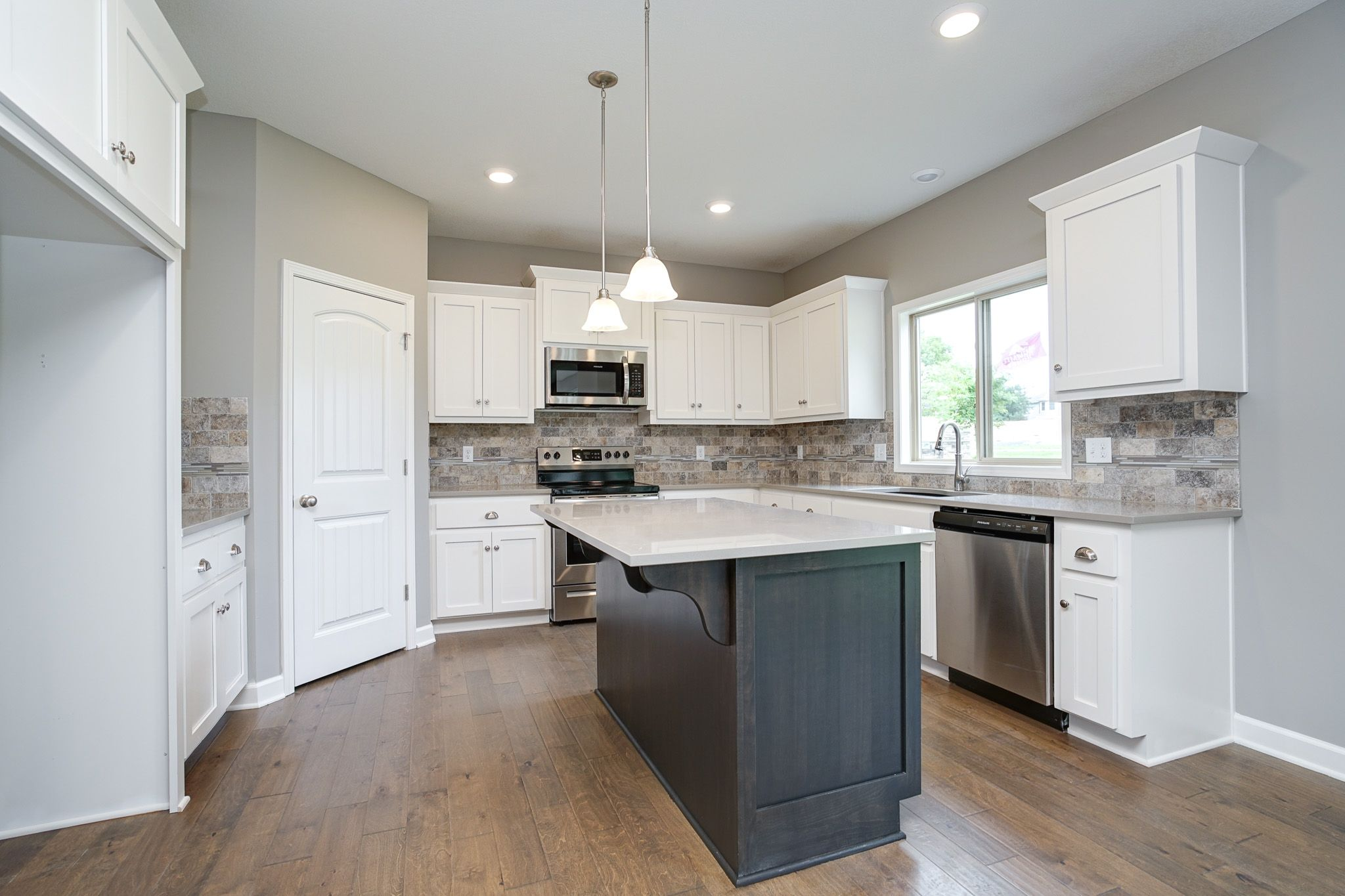 Kitchen featured in the Woodbridge - IA By Summit Homes in Des Moines, IA