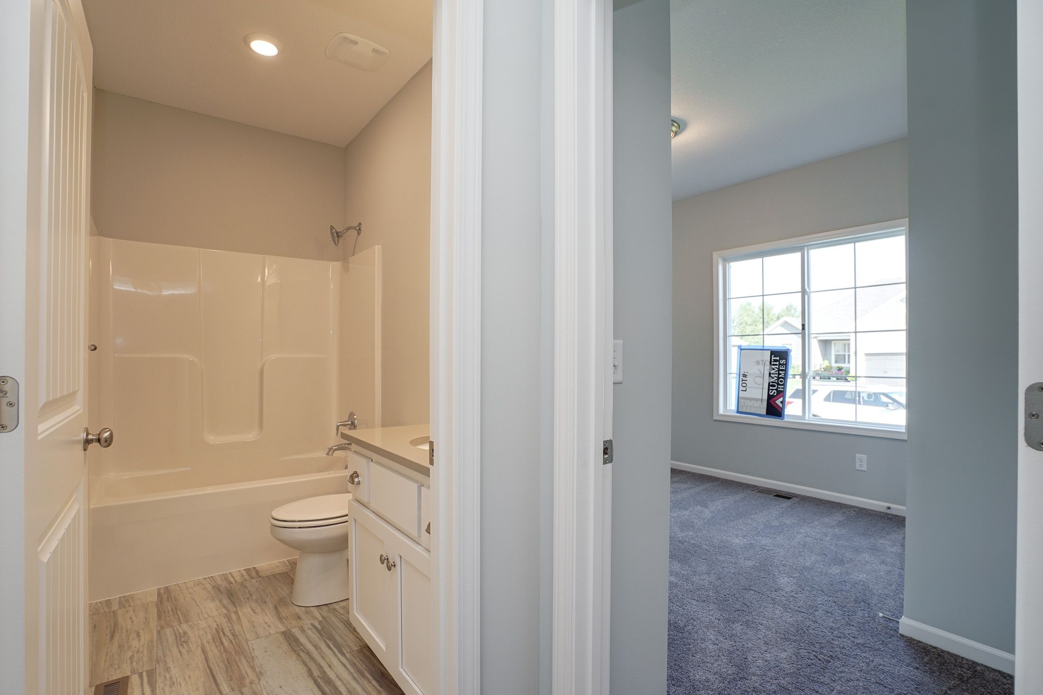 Bathroom featured in the Westport By Summit Homes in Kansas City, MO