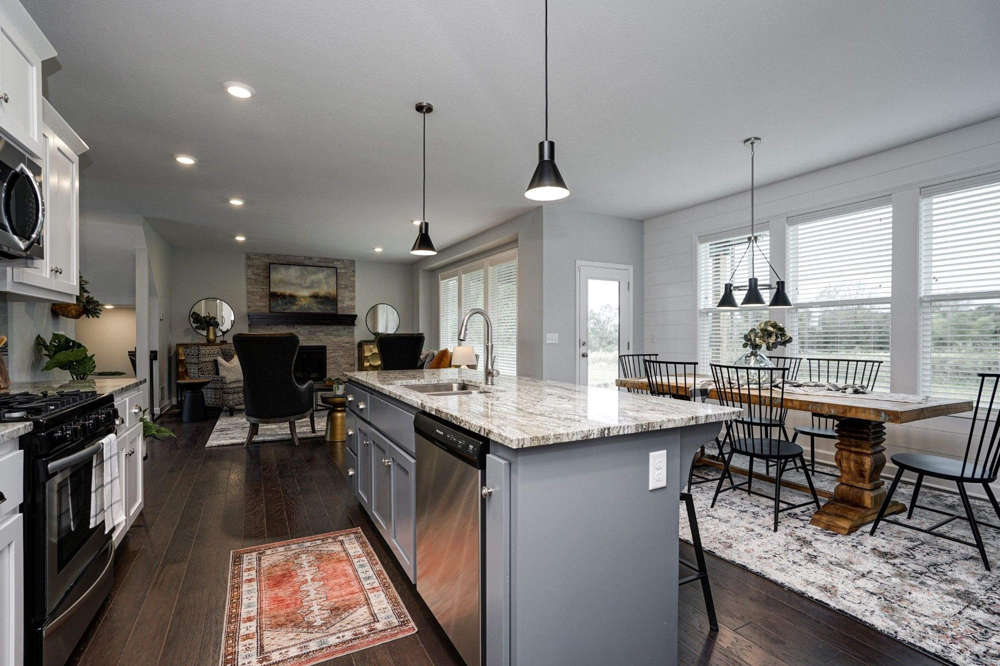 Kitchen featured in the Palmer - IA By Summit Homes in Des Moines, IA