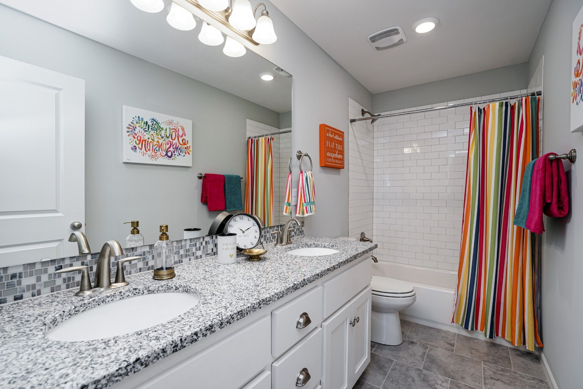 Bathroom featured in the Palmer - IA By Summit Homes in Des Moines, IA