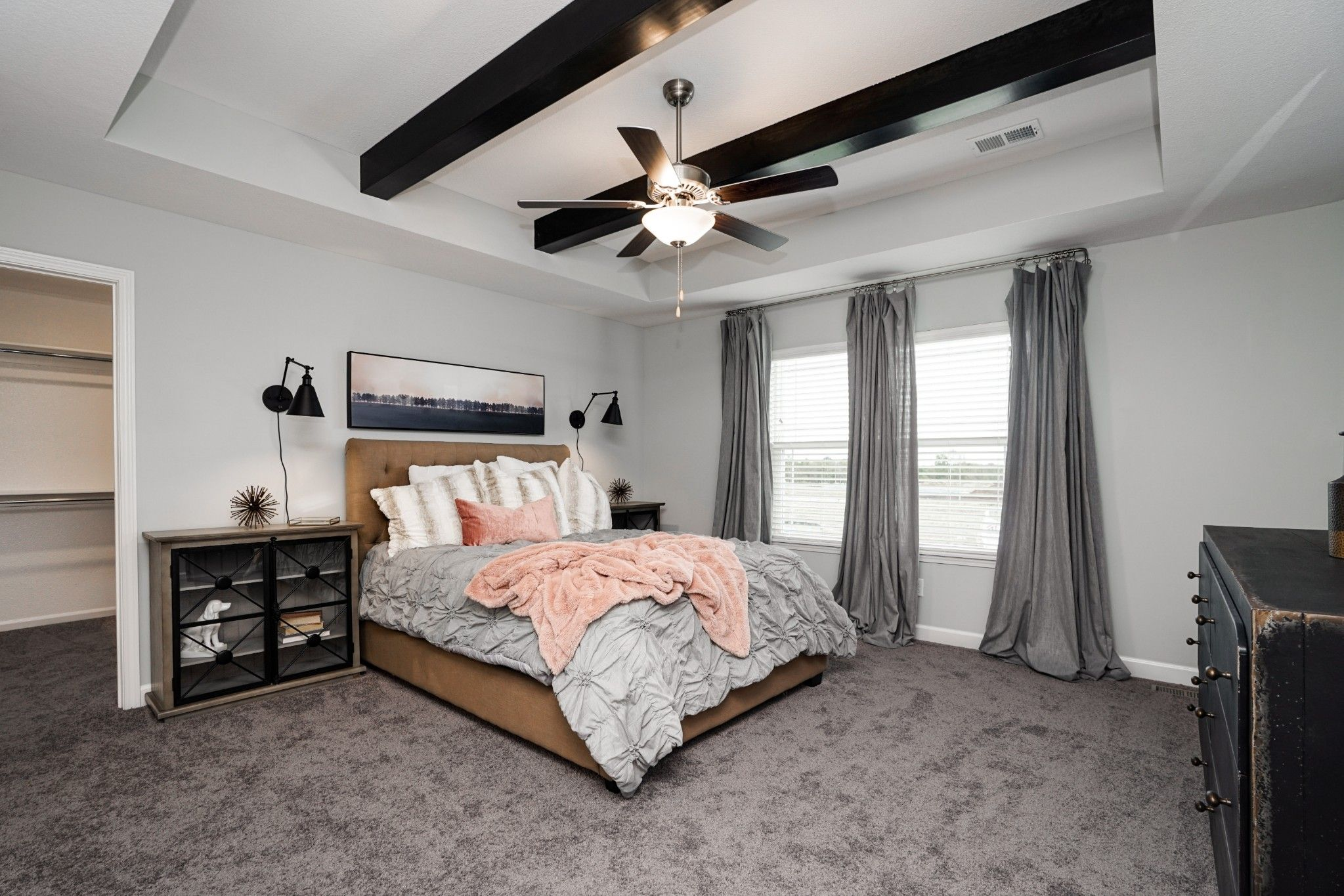 Bedroom featured in the Palmer - IA By Summit Homes in Des Moines, IA