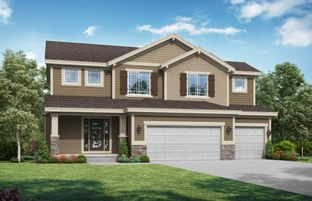 Palmer - IA - Timber Ridge: Norwalk, Iowa - Summit Homes