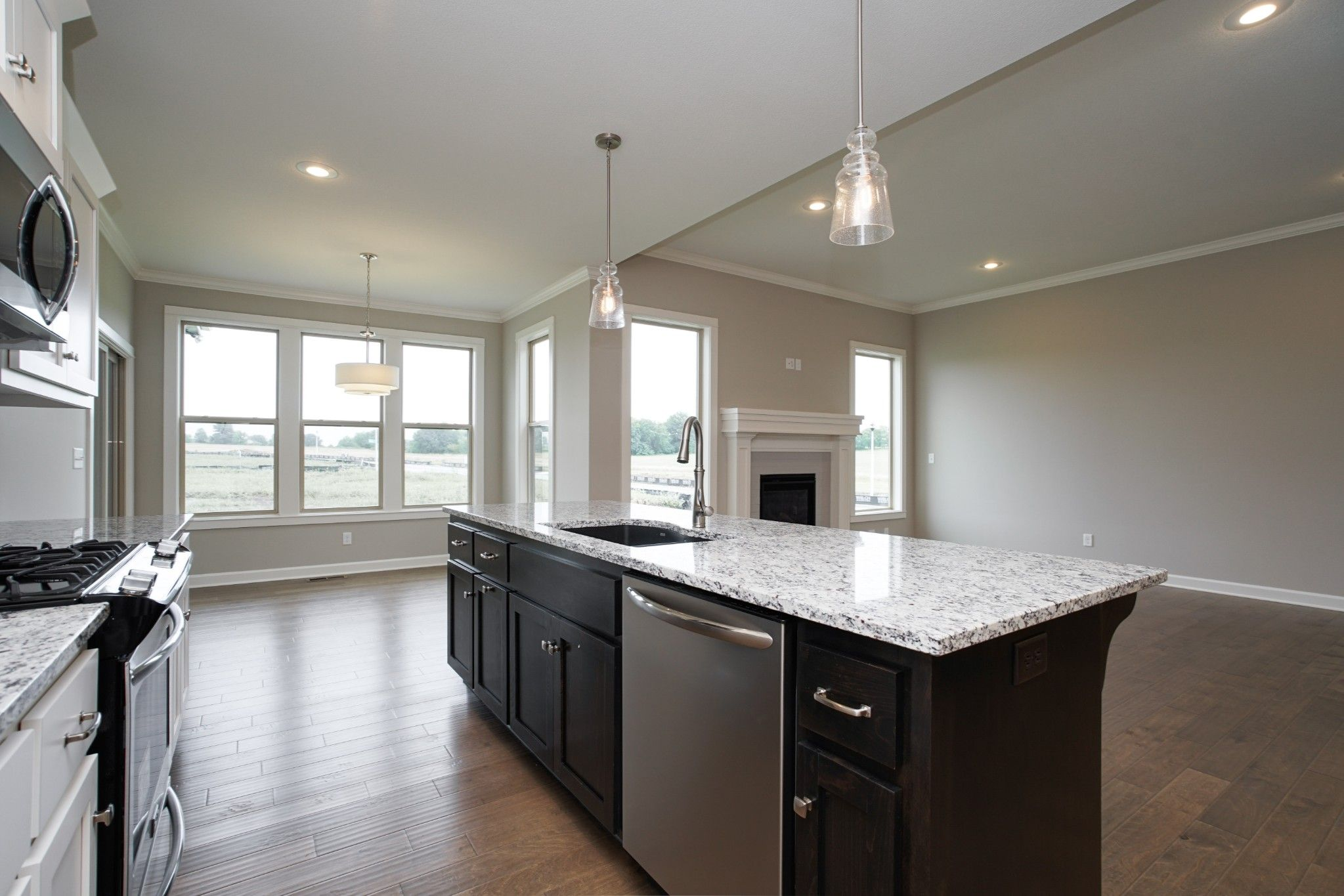 Kitchen featured in the Sheffield By Summit Homes in Kansas City, MO