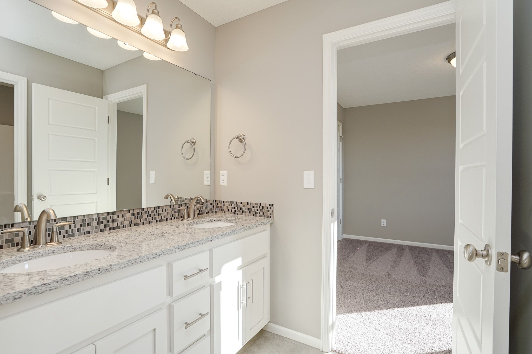 Bathroom featured in the Winfield By Summit Homes in Kansas City, MO