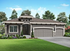Bradford - Care Free - Care-Free at Southpointe: Overland Park, Missouri - Summit Homes