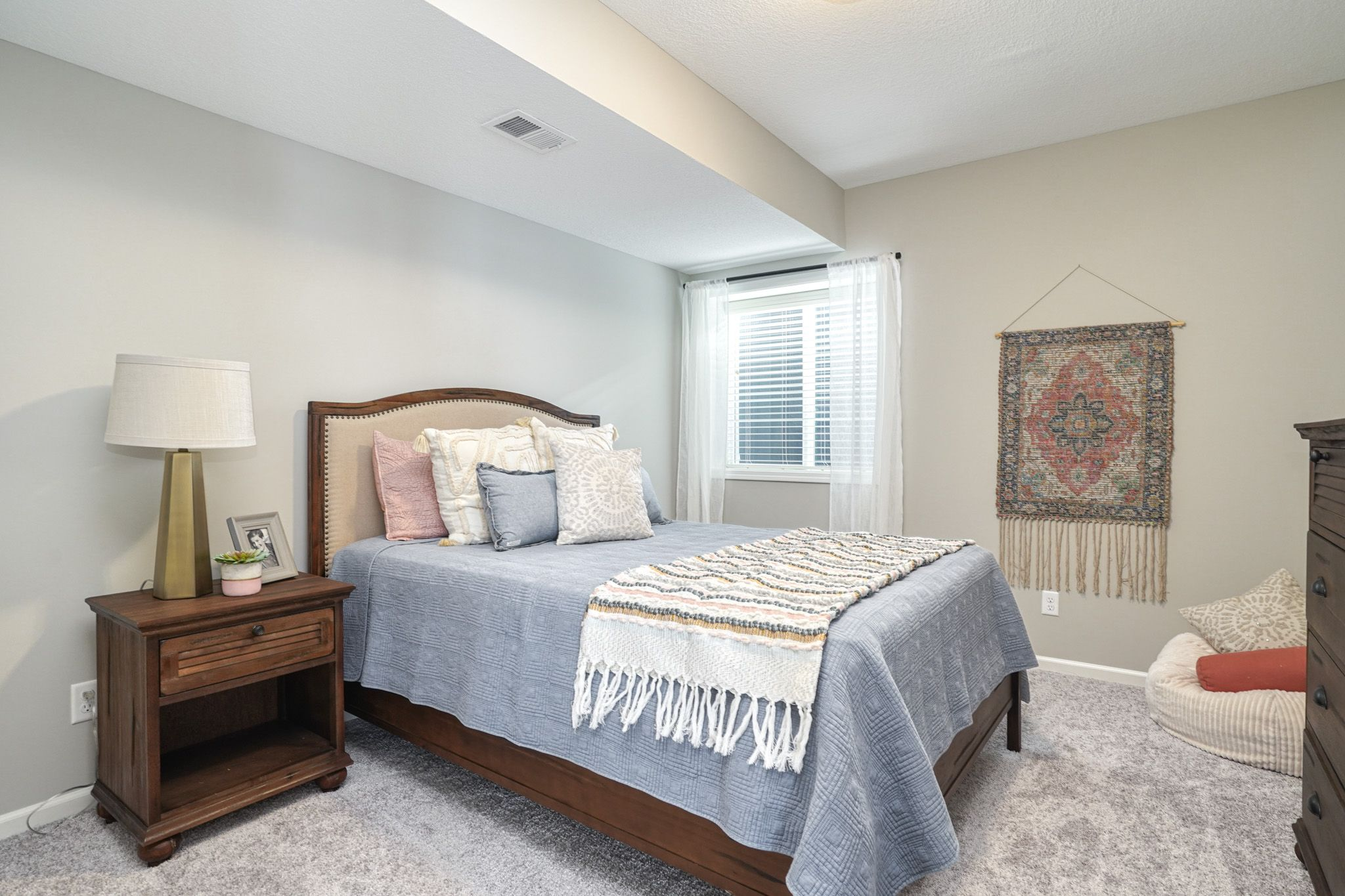Bedroom featured in the Newhaven By Summit Homes in Kansas City, MO