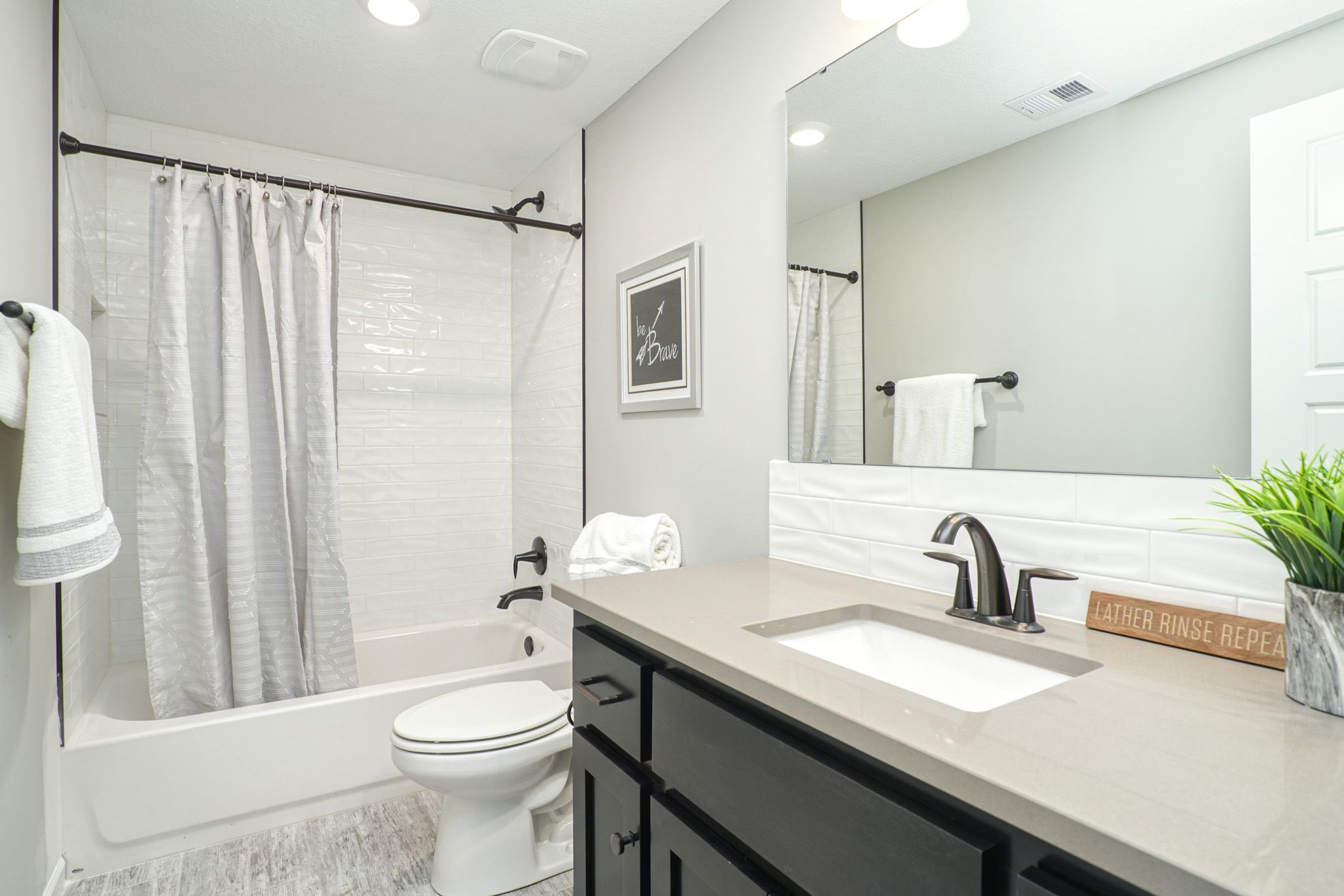 Bathroom featured in the Newhaven By Summit Homes in Kansas City, MO
