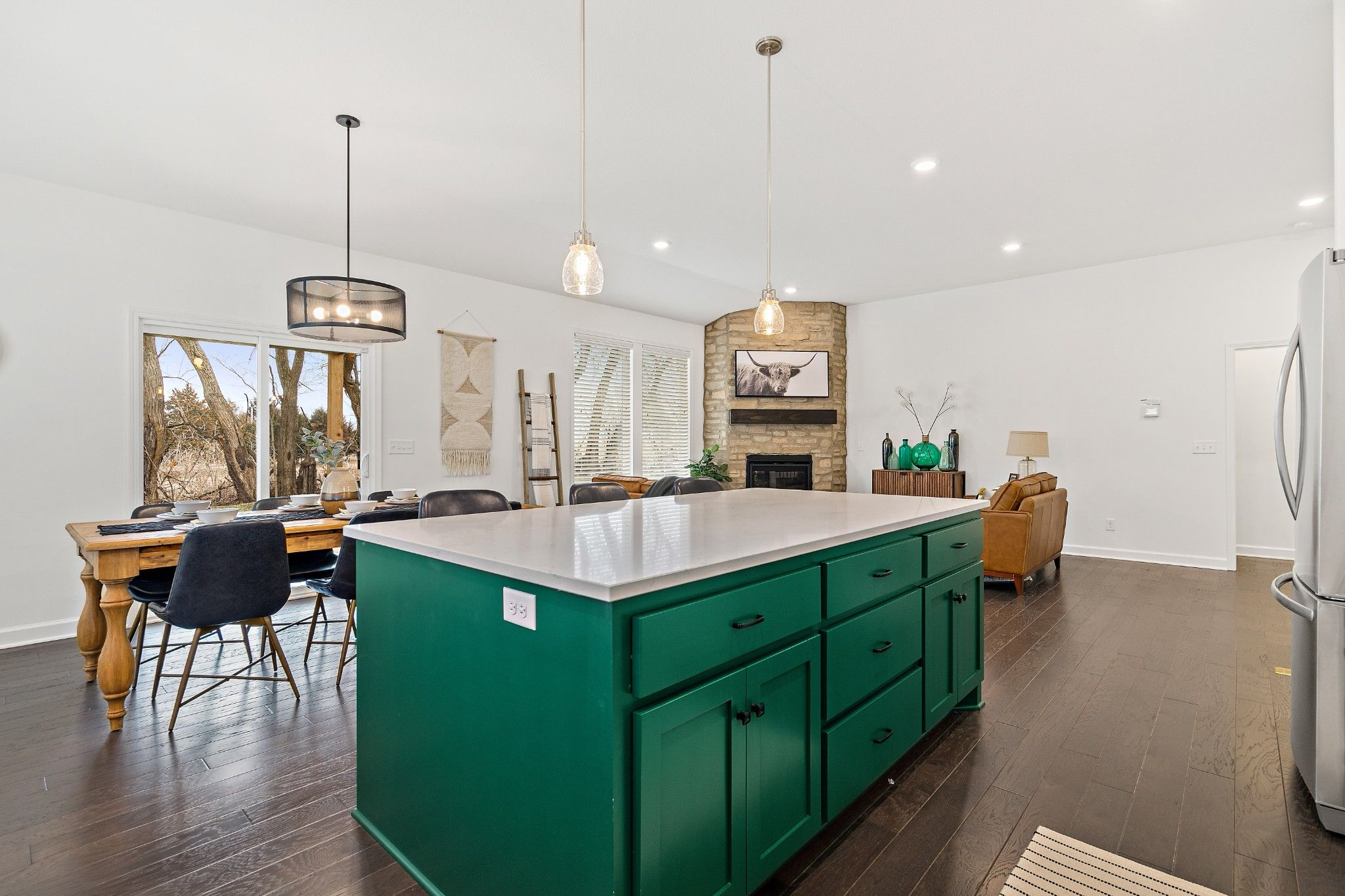 Kitchen featured in the Carbondale - IA By Summit Homes in Des Moines, IA