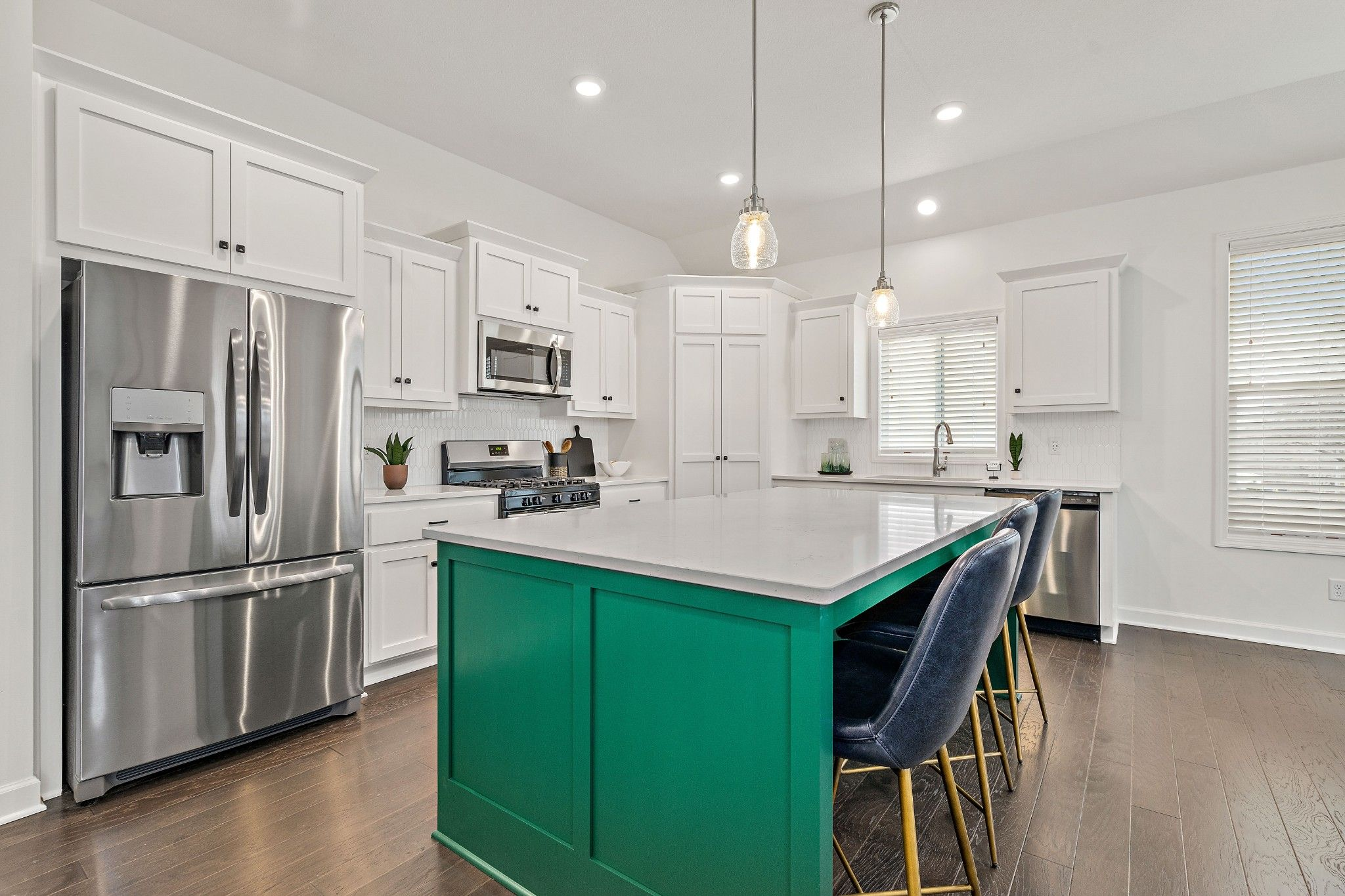 Kitchen featured in the Carbondale By Summit Homes in Kansas City, MO