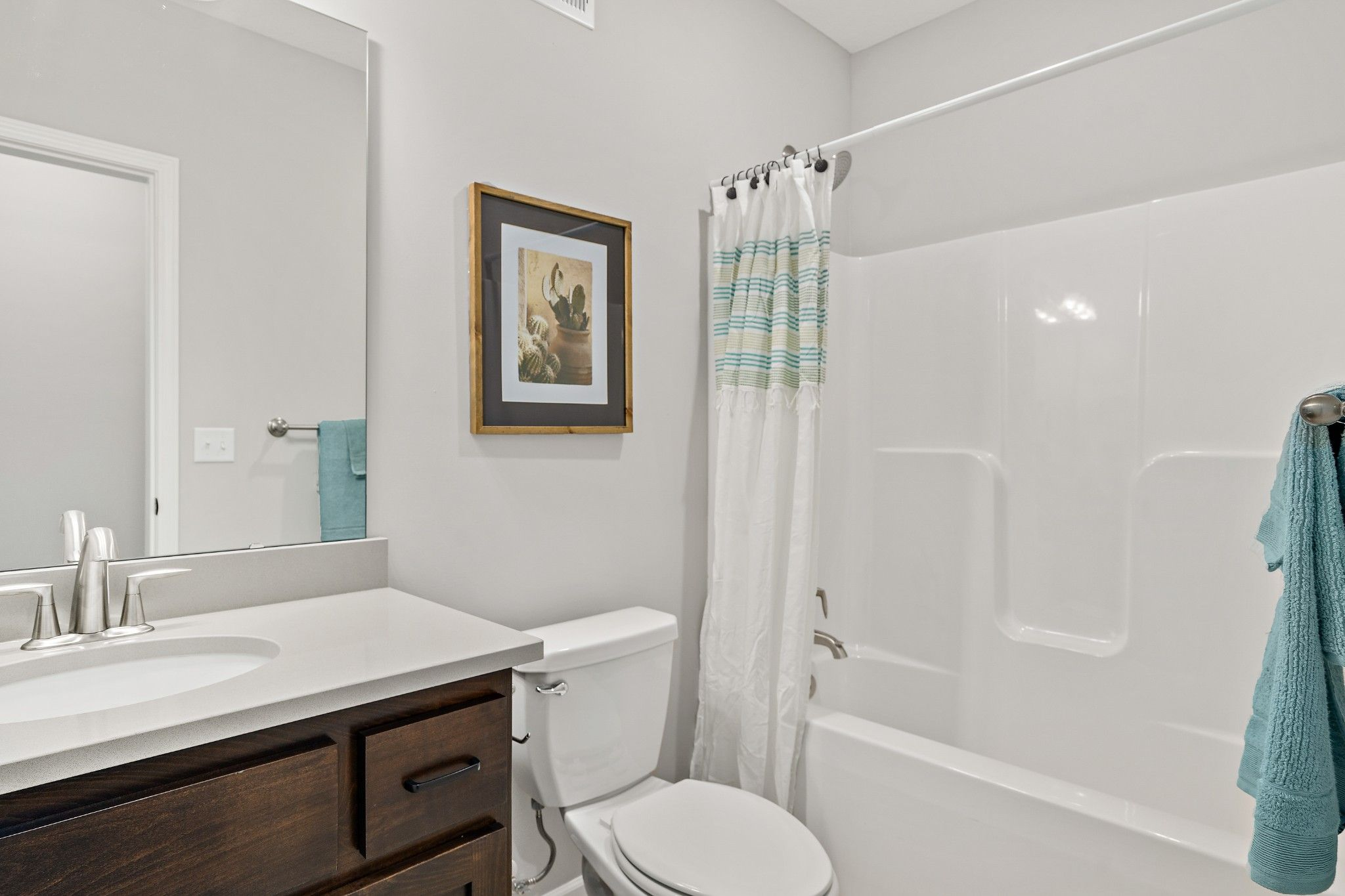 Bathroom featured in the Carbondale By Summit Homes in Kansas City, MO