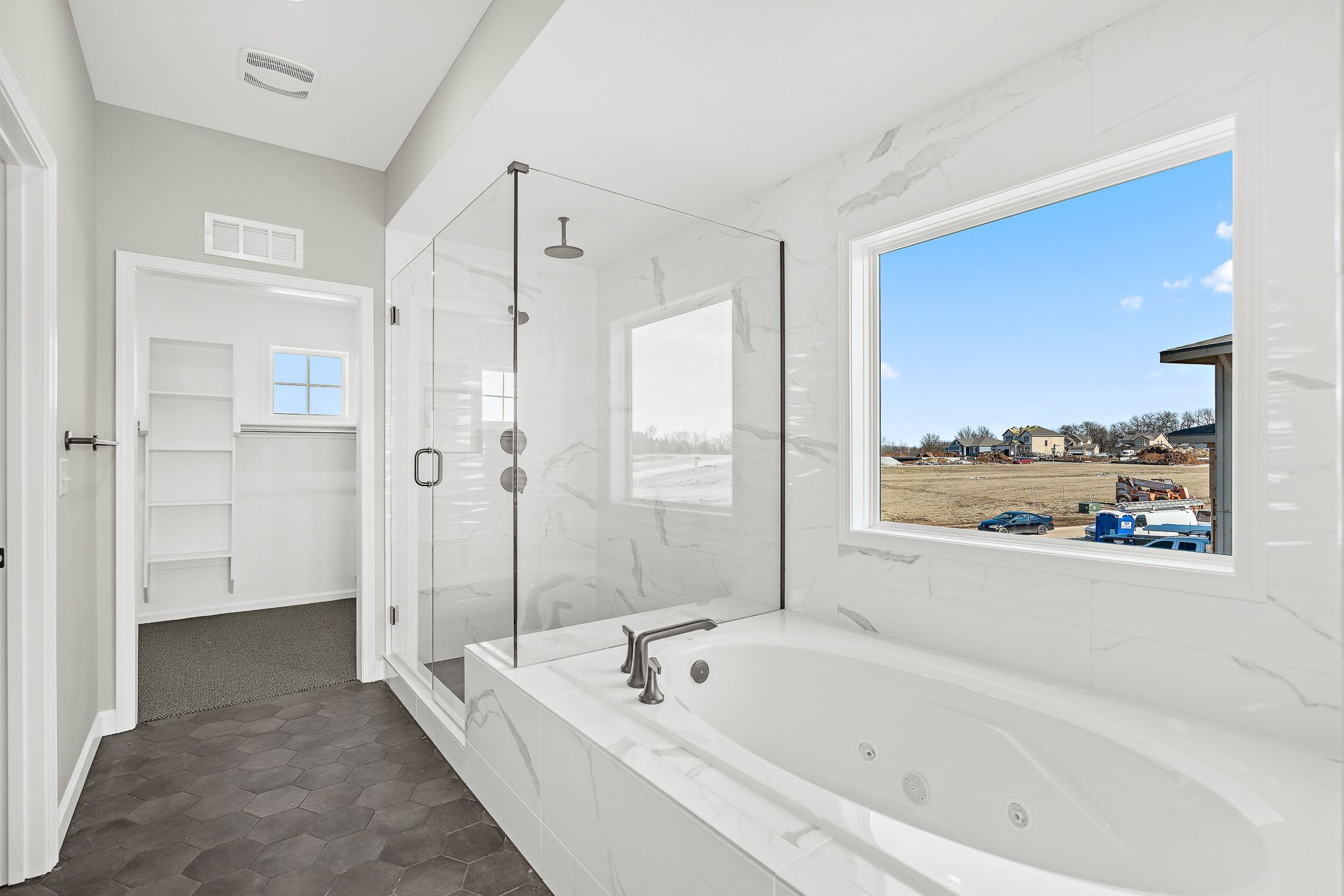 Bathroom featured in the Canterbury By Summit Homes in Kansas City, KS