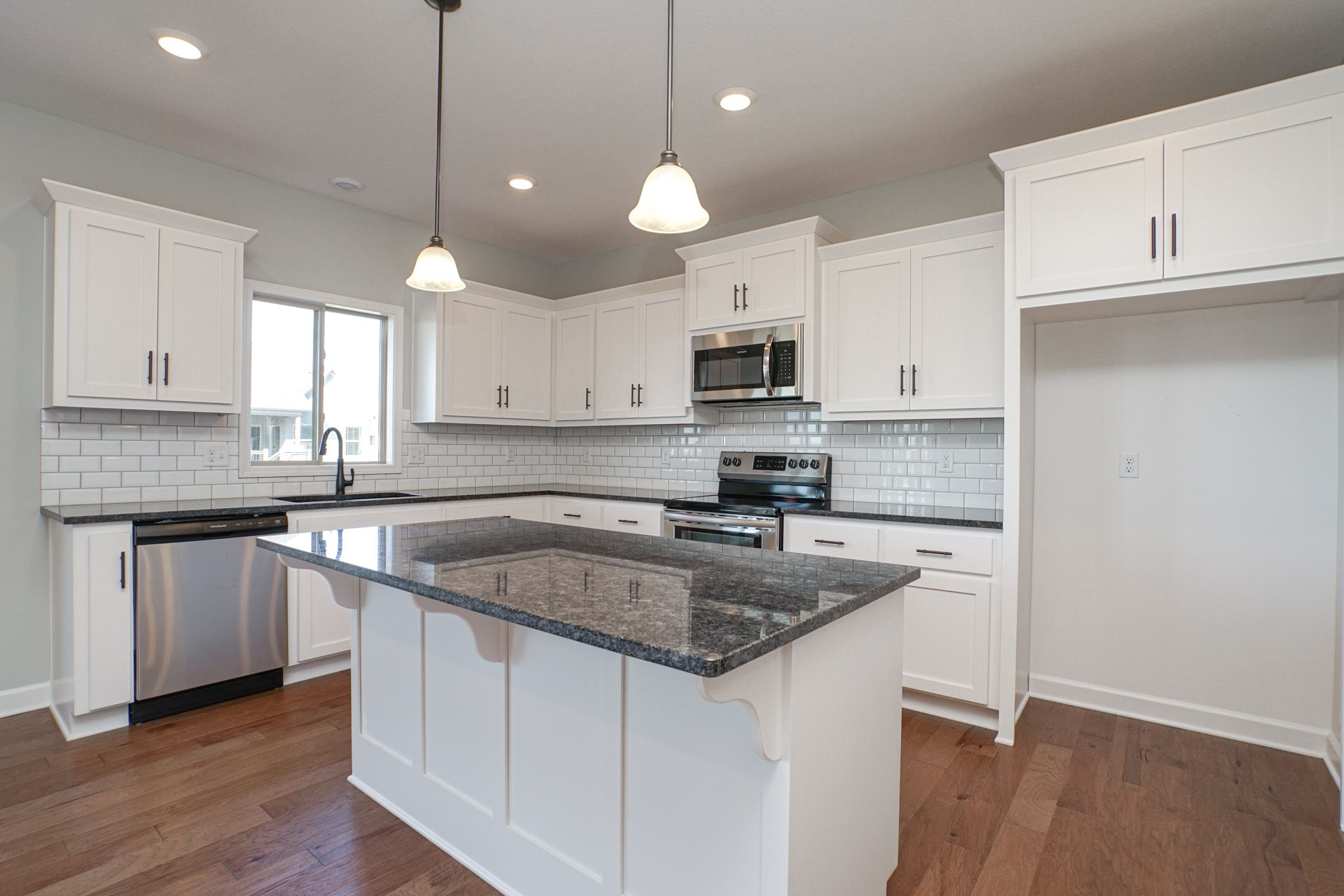 Kitchen featured in the Winfield - IA By Summit Homes in Des Moines, IA
