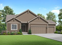 Somerset - Care Free - Care-Free at Foxwood Ranch: Spring Hill, Missouri - Summit Homes