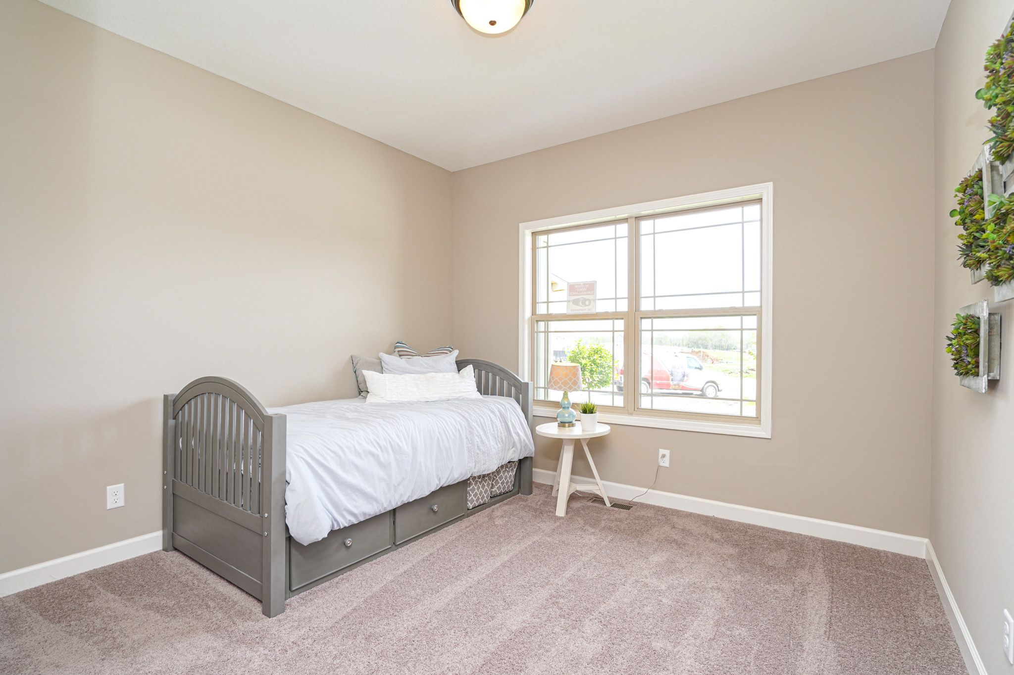 Bedroom featured in the Charlotte - IA By Summit Homes in Des Moines, IA