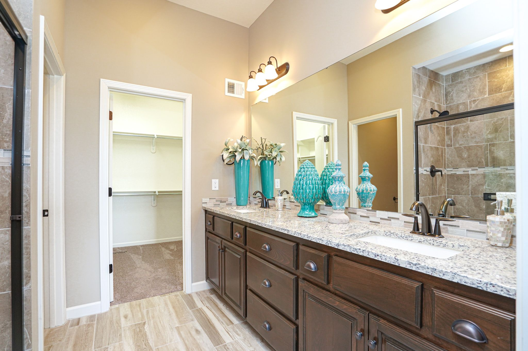 Bathroom featured in the Cypress - Care free By Summit Homes in Kansas City, MO