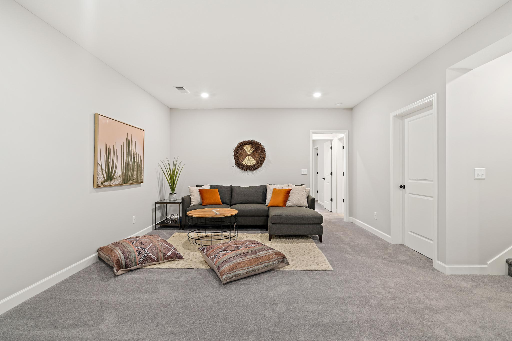 Living Area featured in the Carbondale By Summit Homes in Kansas City, MO