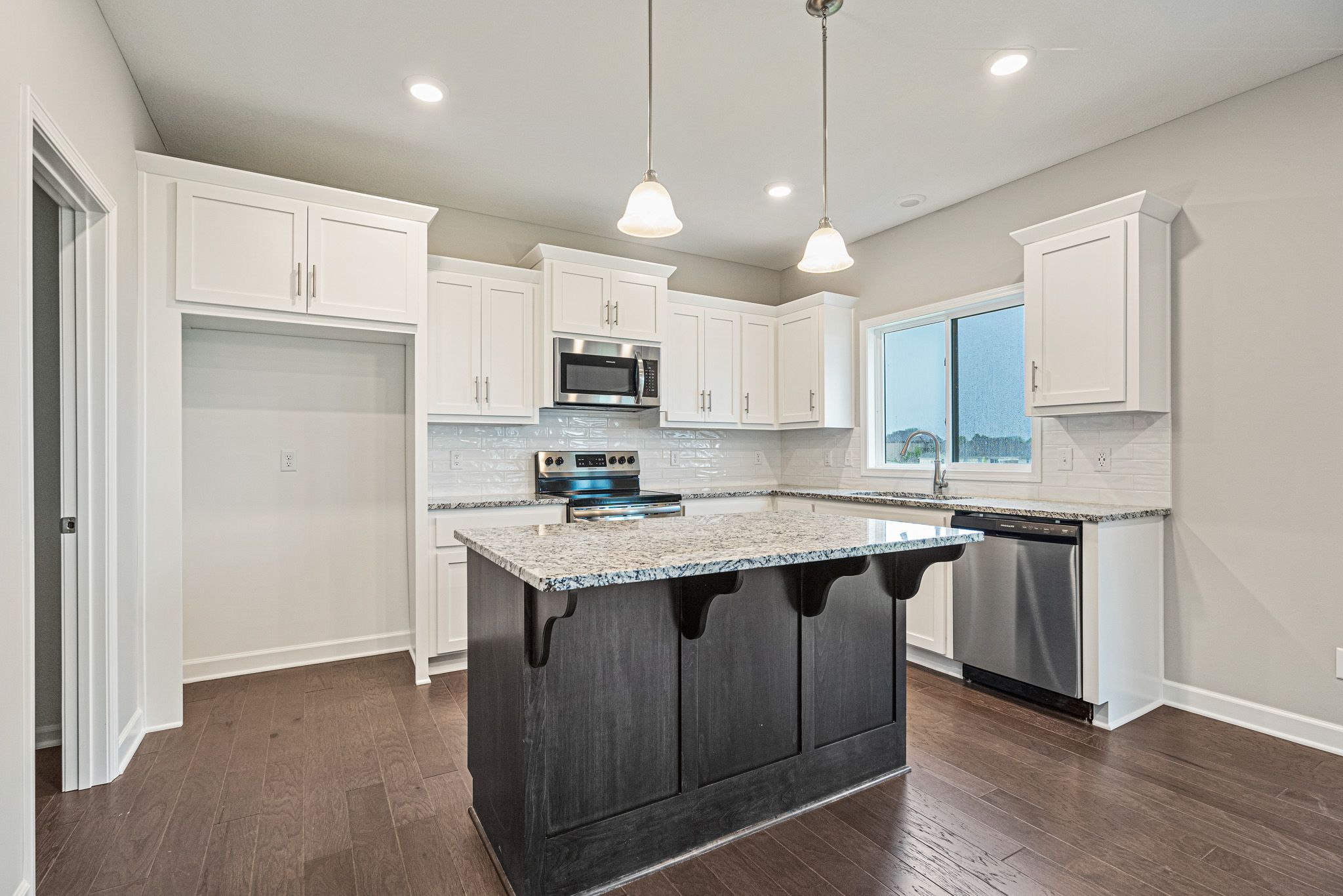 Kitchen featured in the Hemingway - IA By Summit Homes in Des Moines, IA