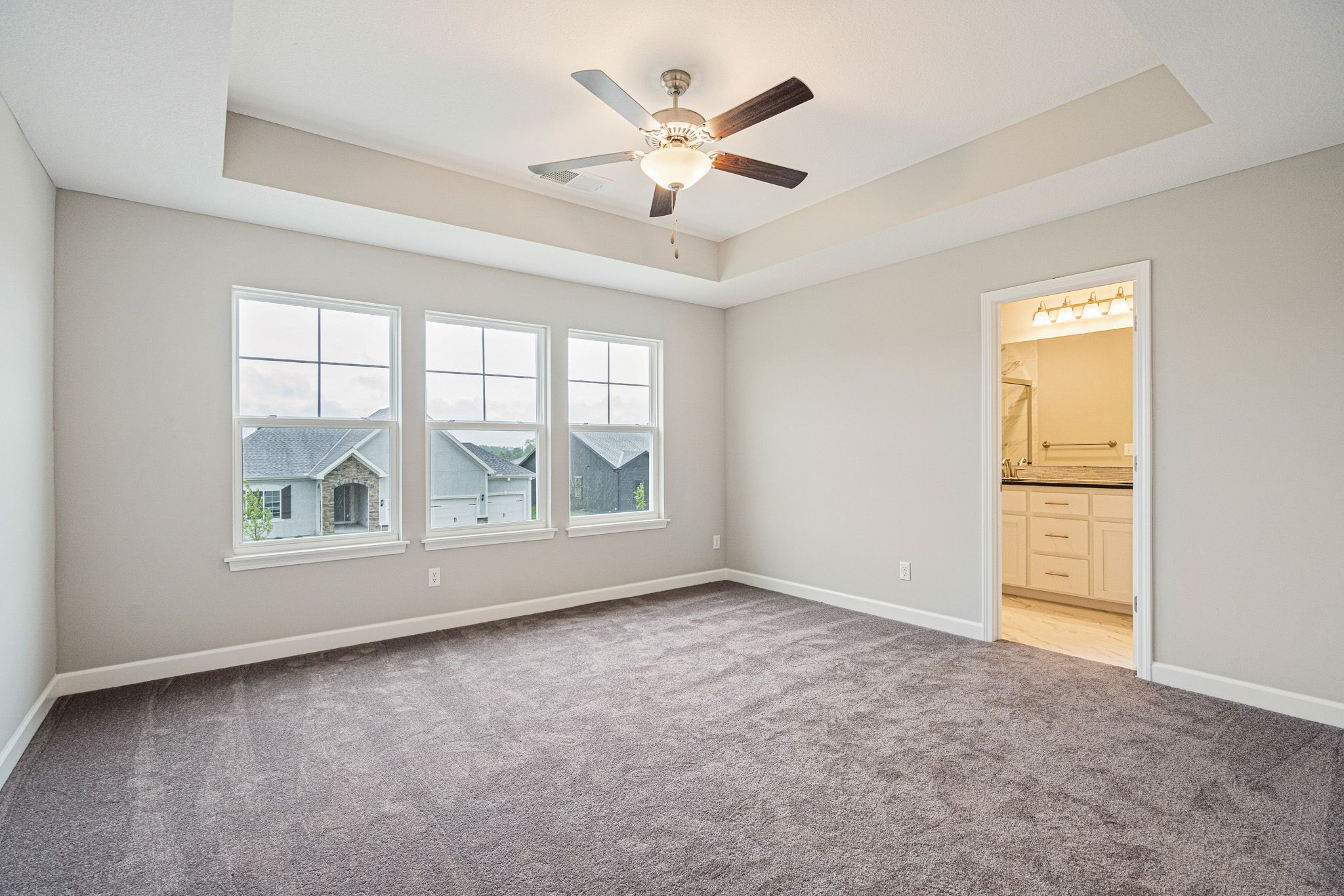 Living Area featured in the Hemingway - IA By Summit Homes in Des Moines, IA