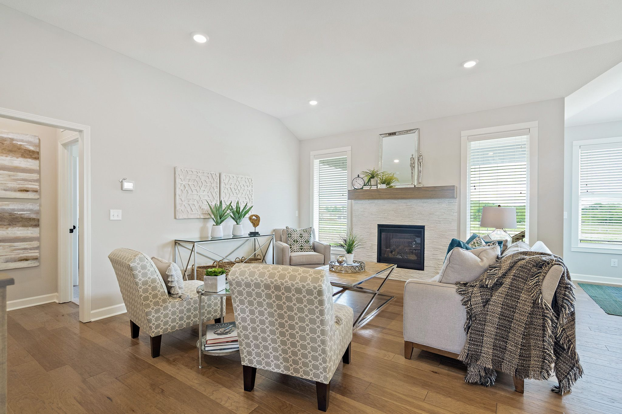 Living Area featured in the Langston - Care Free By Summit Homes in Kansas City, MO