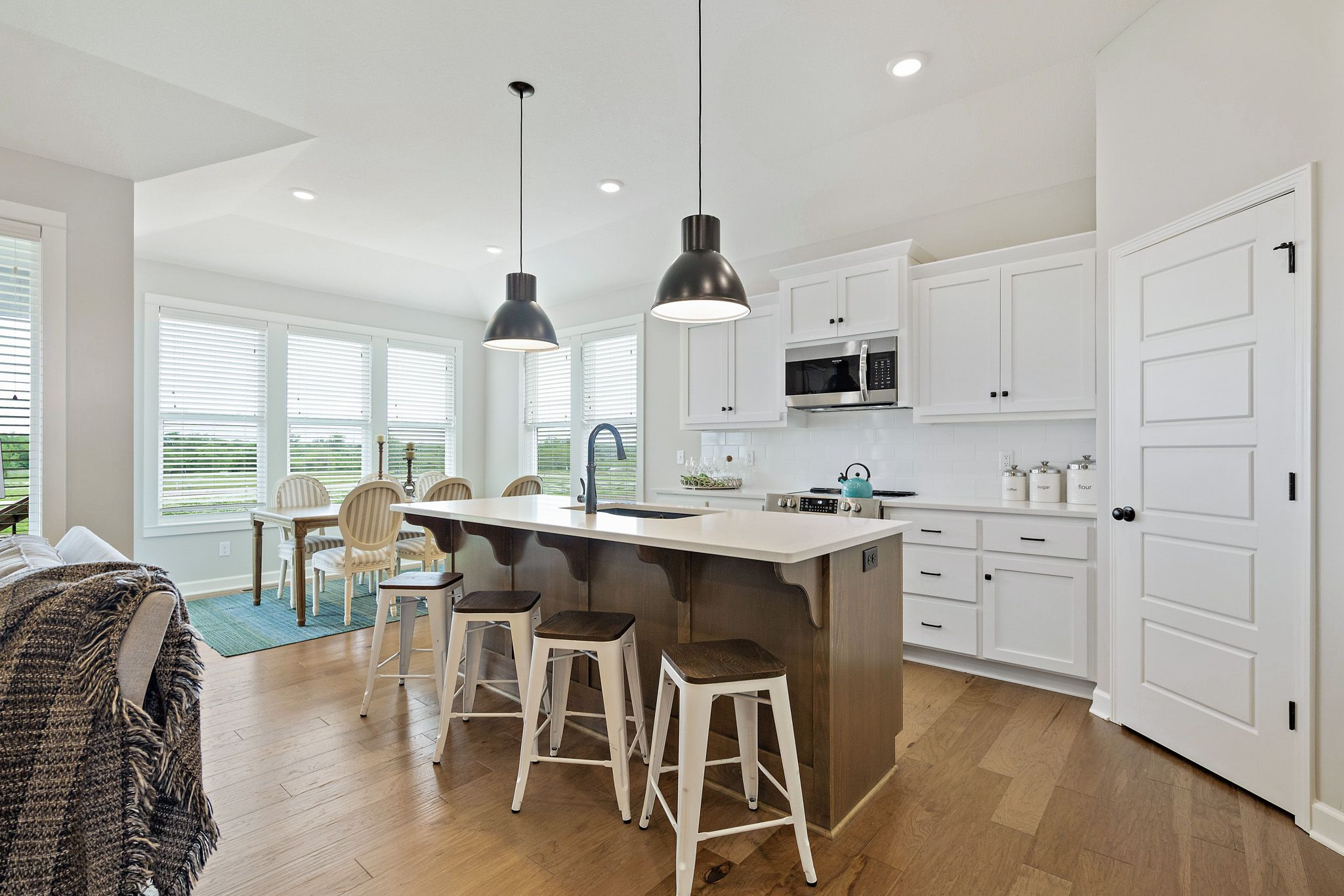 Kitchen featured in the Langston - Care Free By Summit Homes in Kansas City, MO