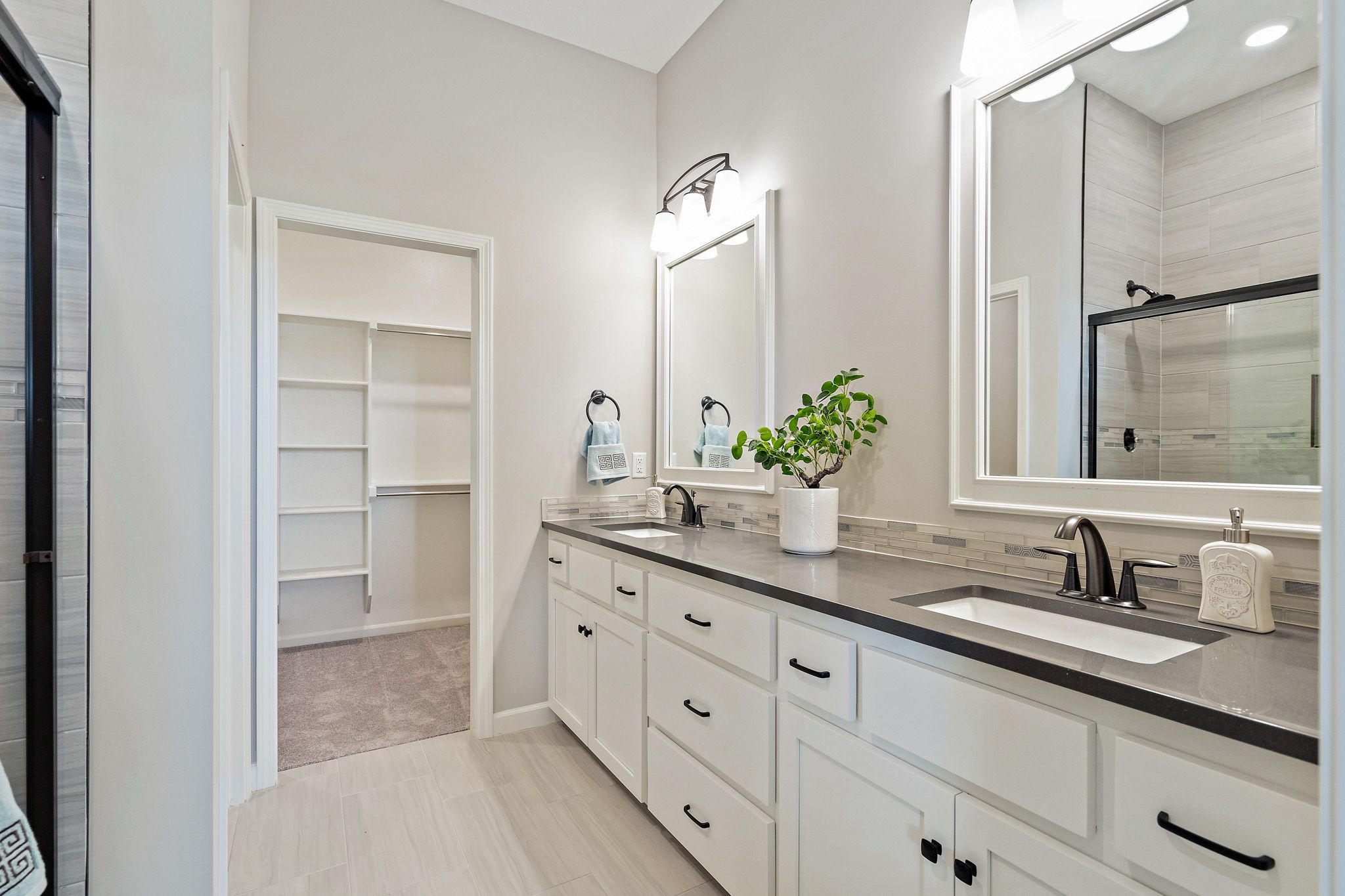 Bathroom featured in the Langston - Care Free By Summit Homes in Kansas City, MO