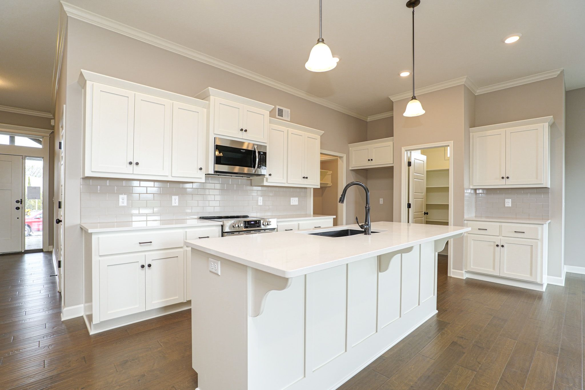 Kitchen featured in the Bradford - IA By Summit Homes in Des Moines, IA