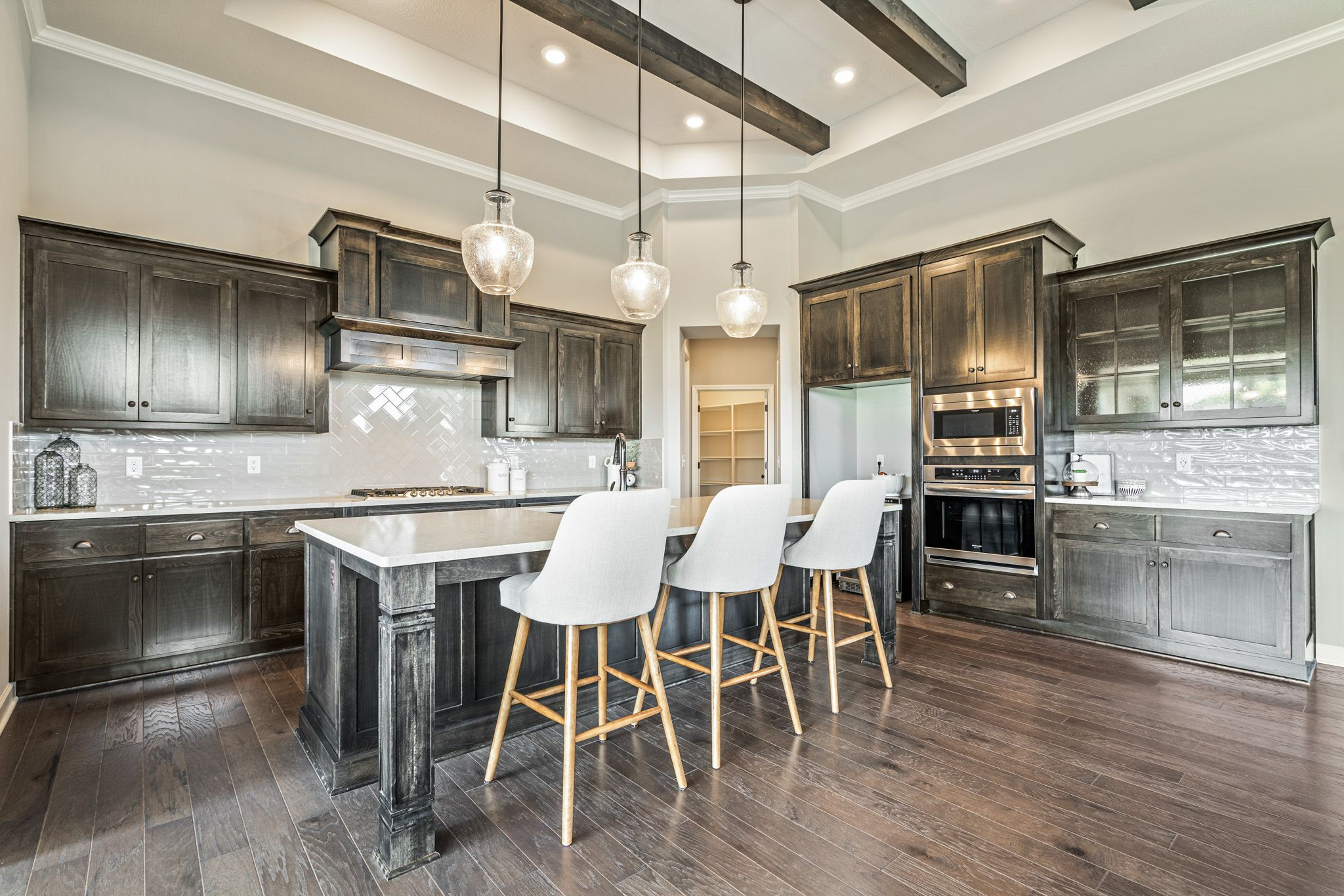 Kitchen featured in the Pikewood By Summit Homes in Kansas City, MO