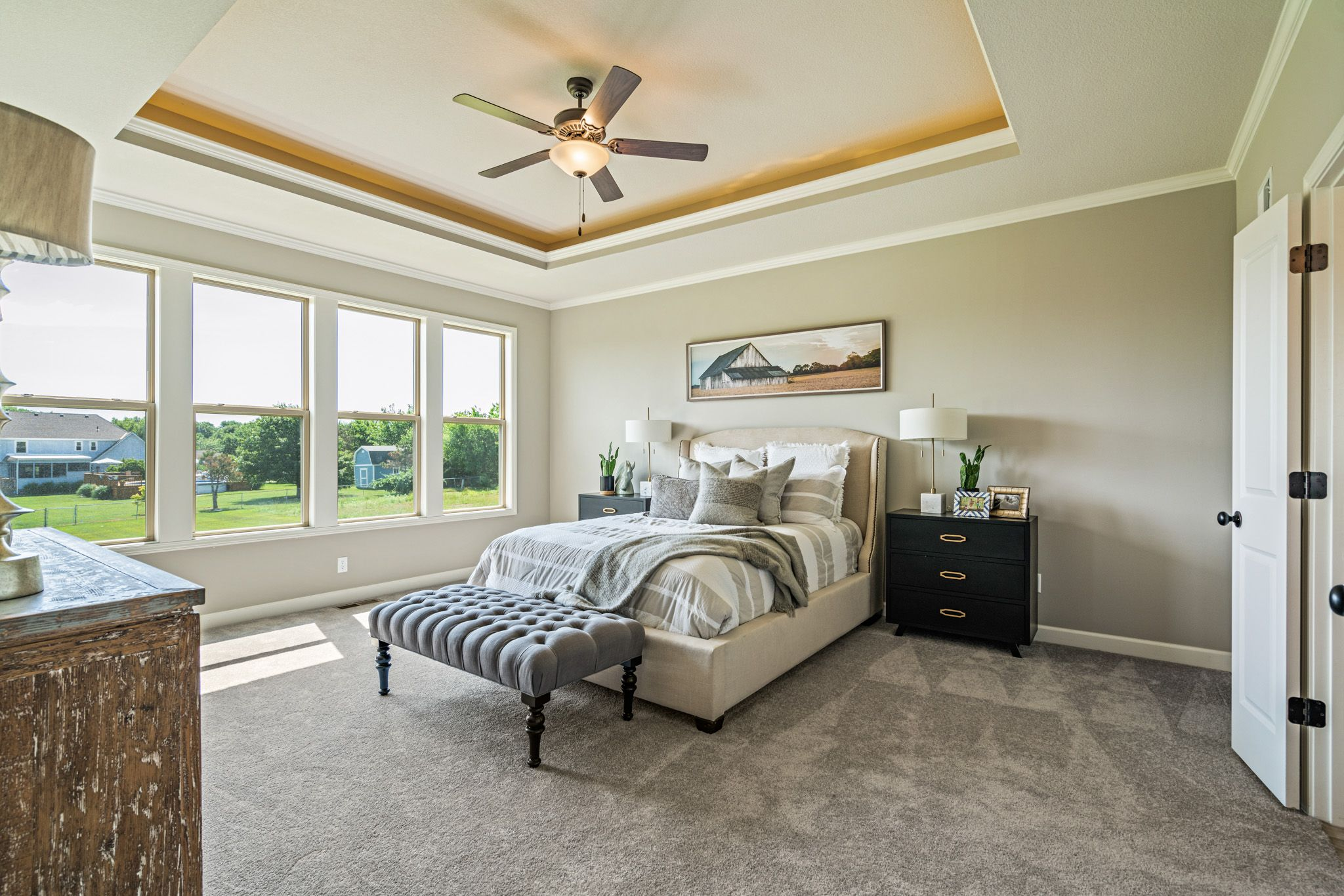 Bedroom featured in the Pikewood By Summit Homes in Kansas City, MO