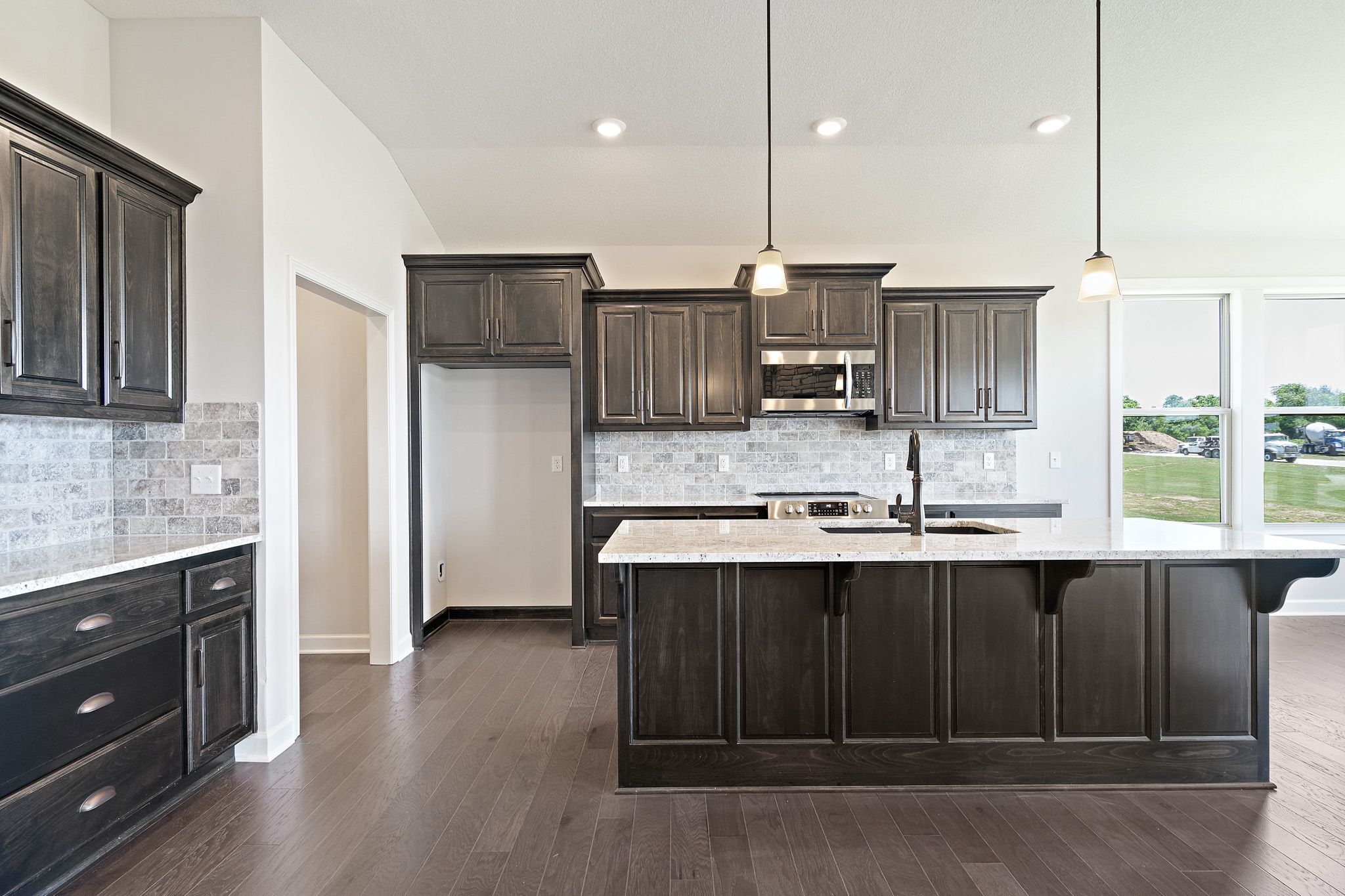 Kitchen featured in the Somerset - IA By Summit Homes in Des Moines, IA