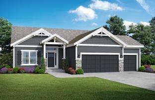 Meadowbrook - Ridgewood Place At Chapman Farms: Blue Springs, Missouri - Summit Homes