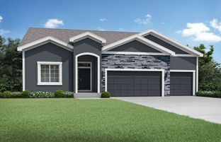 Westport - Care Free - Care-Free at Foxwood Ranch: Spring Hill, Missouri - Summit Homes