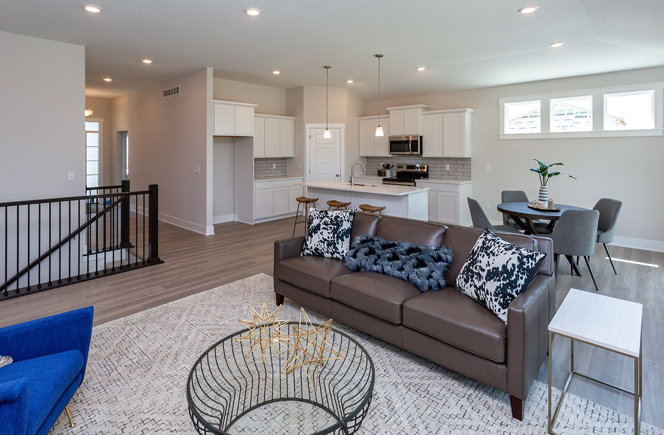 'Mallard Prairie' by Summit Homes KC in Des Moines