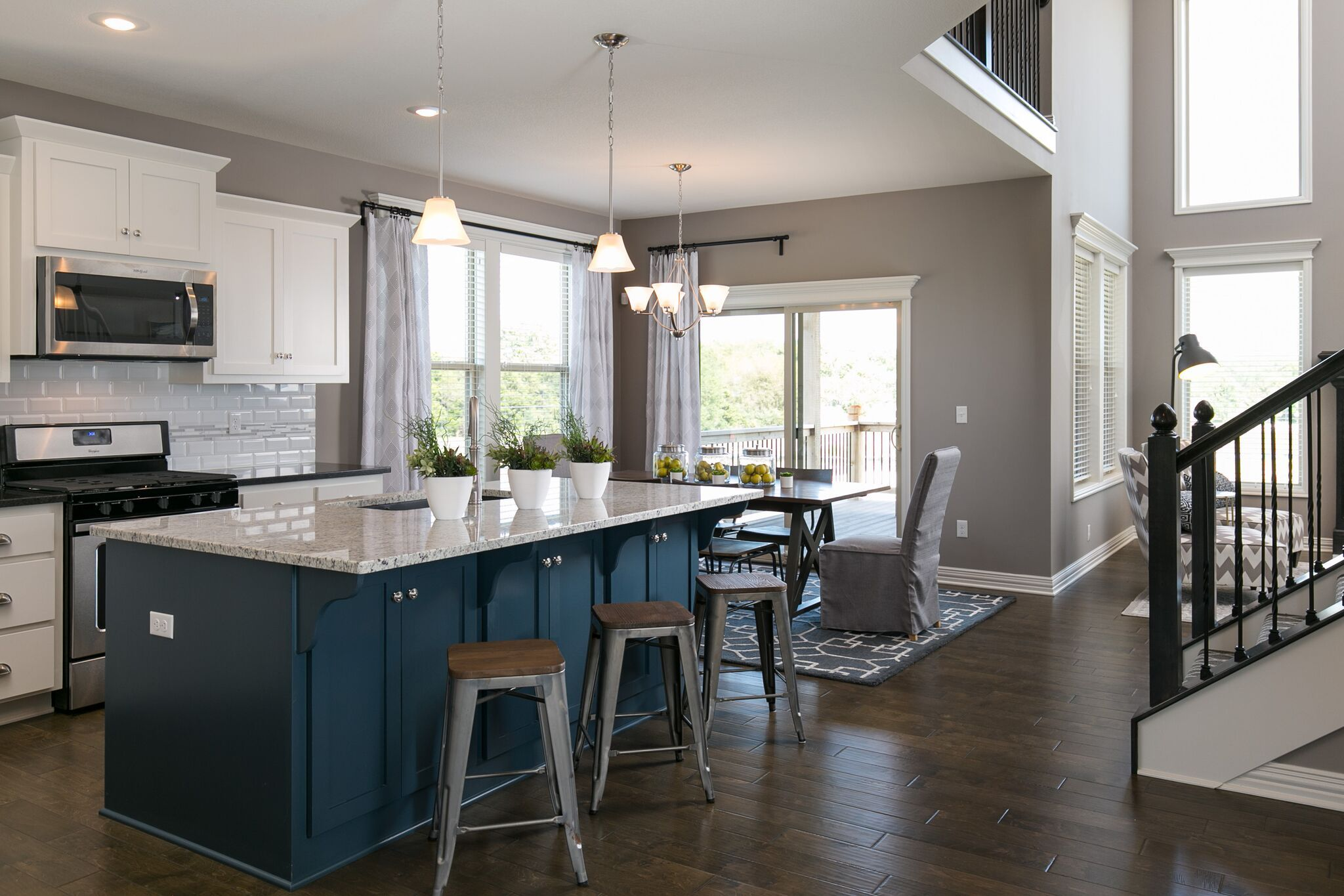 Kitchen featured in the Bayfield - IA By Summit Homes in Des Moines, IA