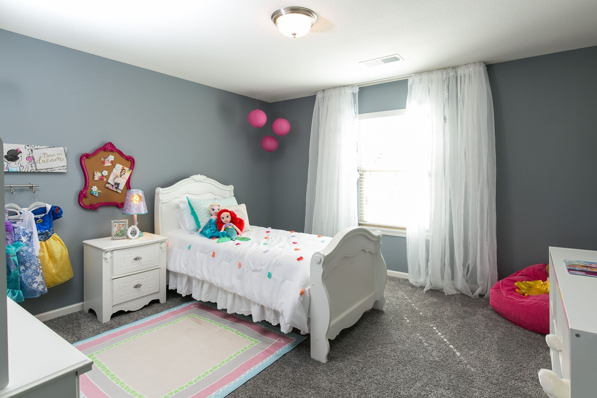 Bedroom featured in the Bayfield - IA By Summit Homes in Des Moines, IA