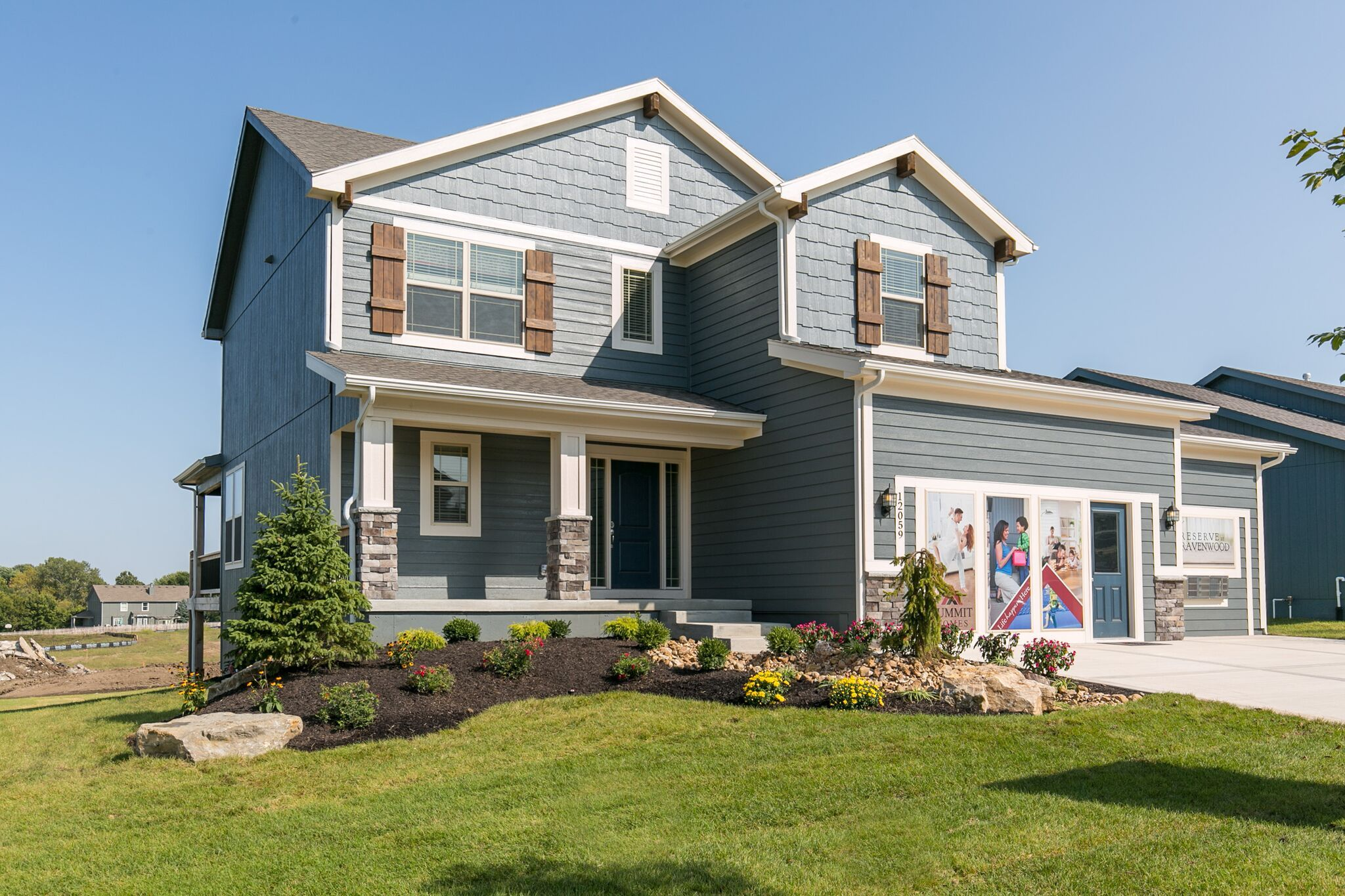 Exterior featured in the Bayfield - IA By Summit Homes in Des Moines, IA