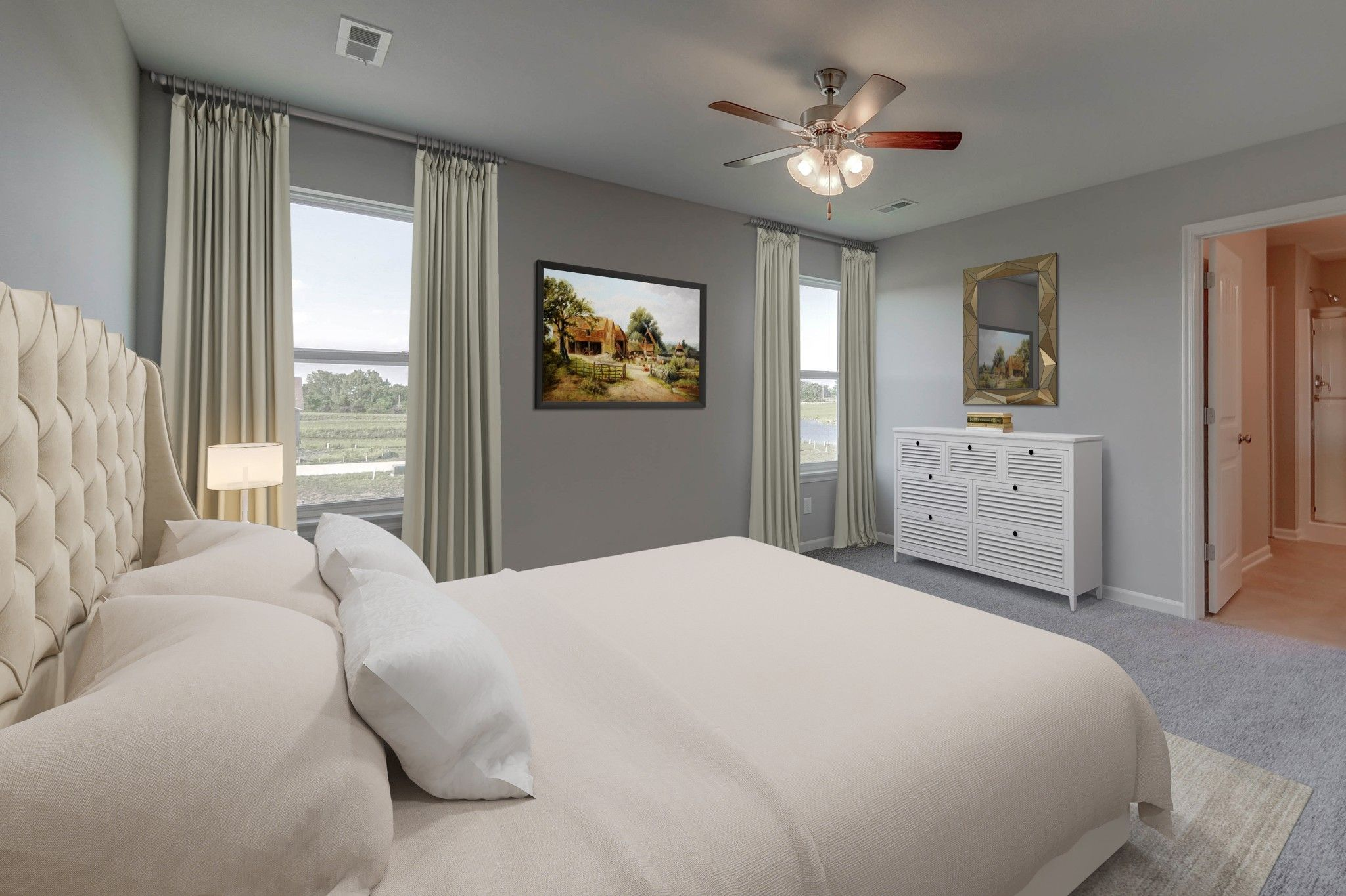 Bedroom featured in the Brookside - IA By Summit Homes in Des Moines, IA