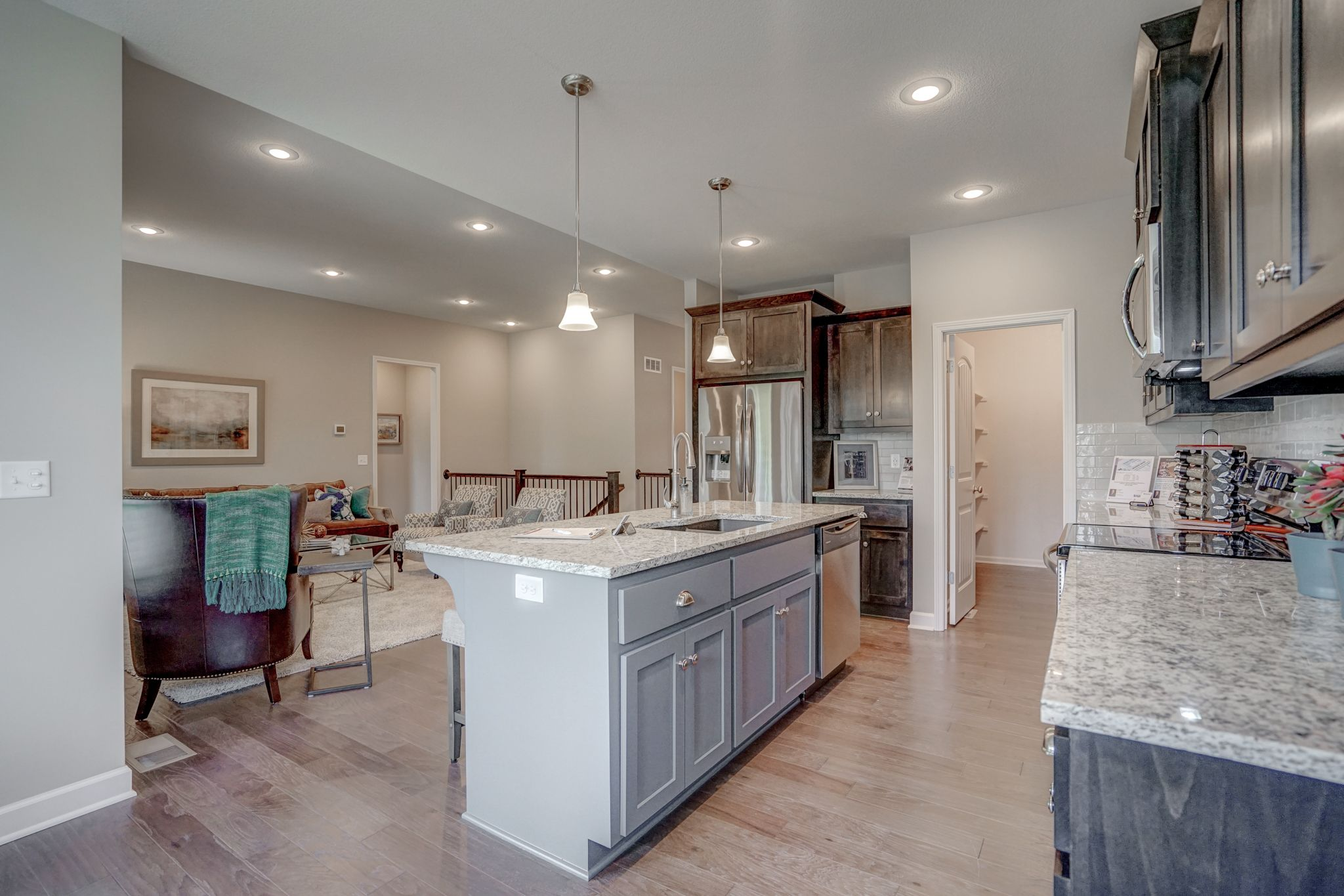 Kitchen featured in the Cypress - IA By Summit Homes in Des Moines, IA
