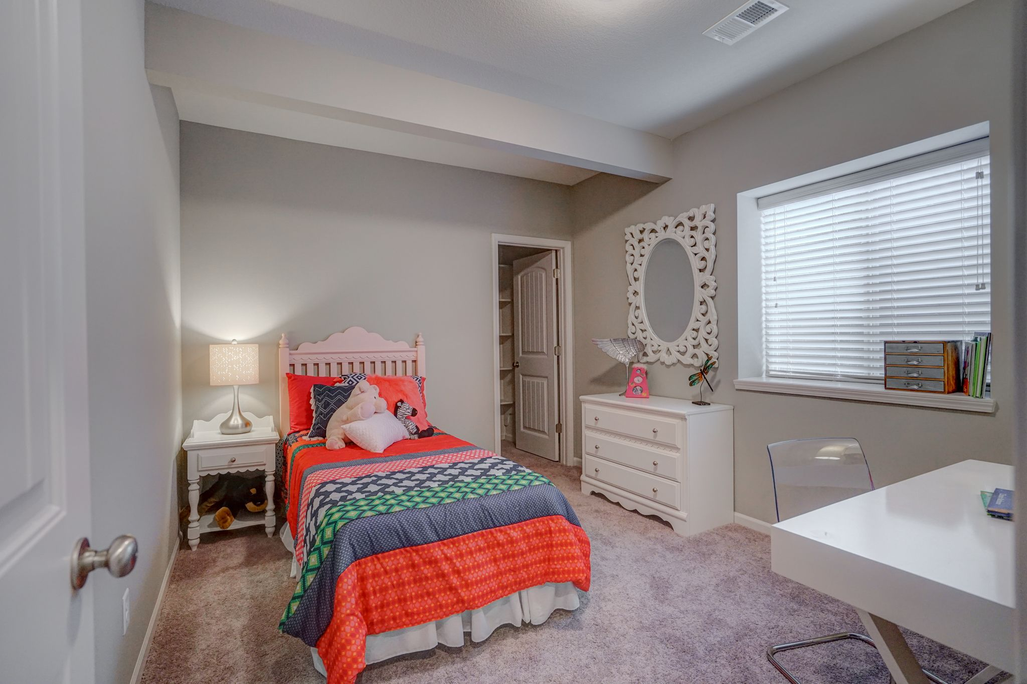 Bedroom featured in the Cypress - IA By Summit Homes in Des Moines, IA