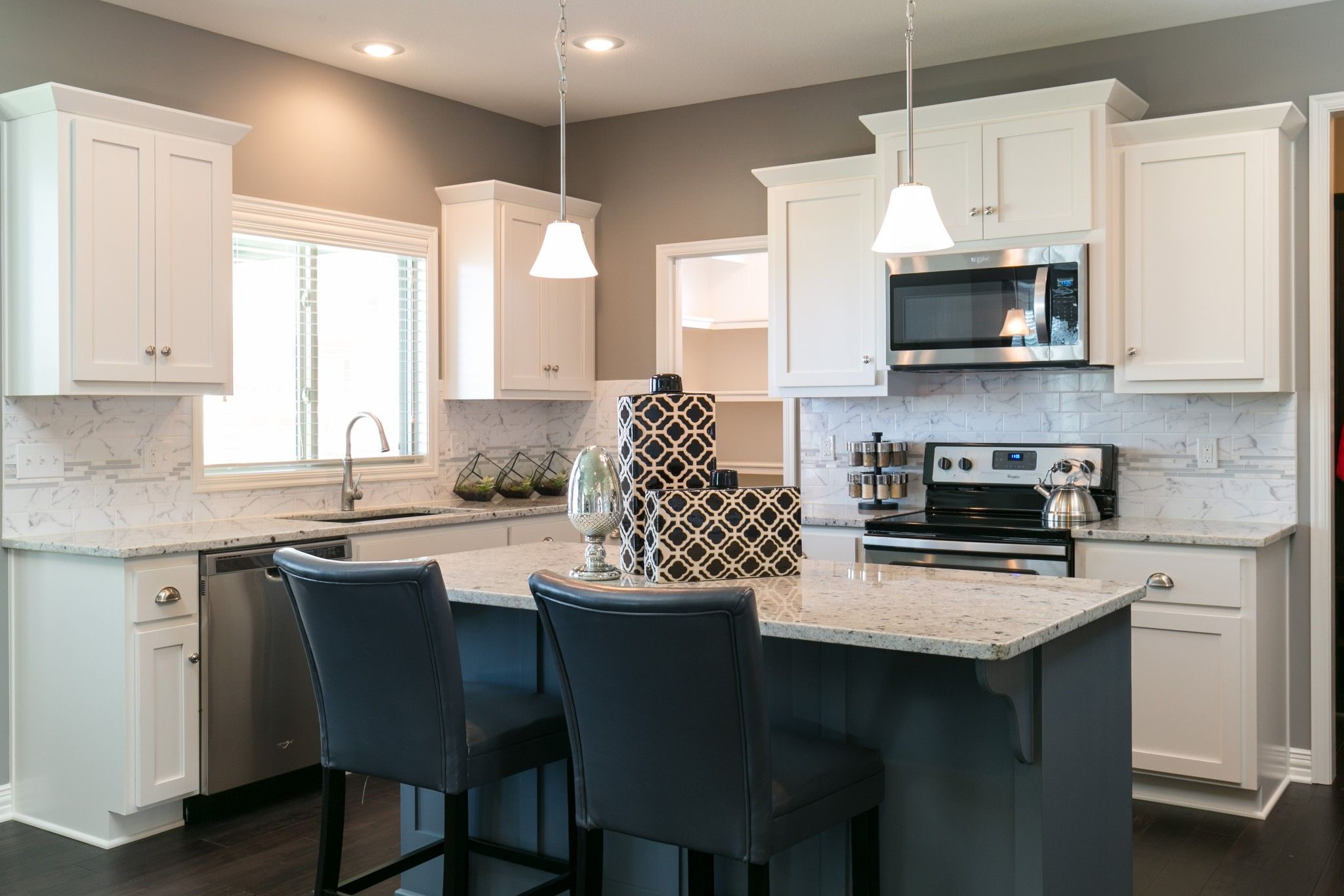 Kitchen featured in the Preston Ridge - IA By Summit Homes in Des Moines, IA