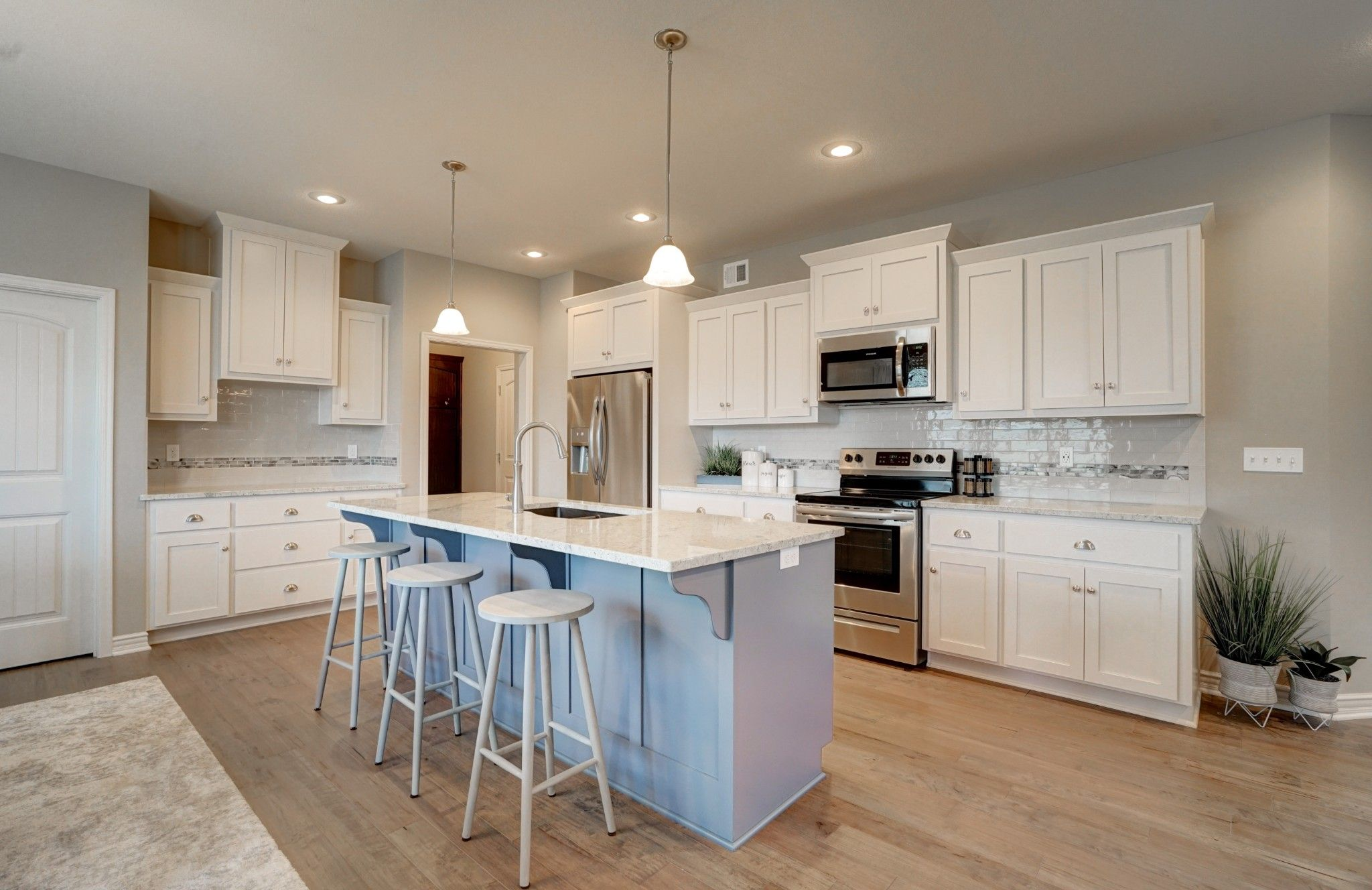 Kitchen featured in the Palmer II - IA By Summit Homes in Des Moines, IA
